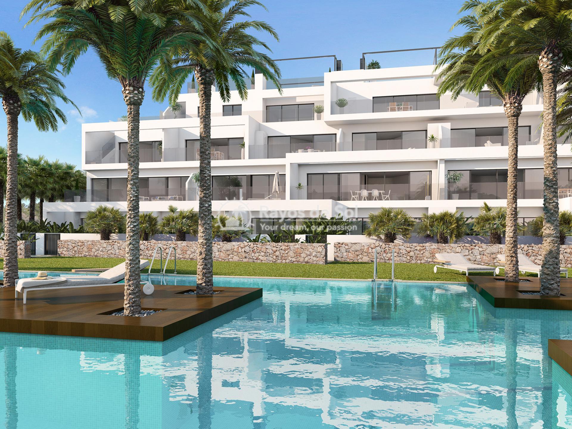 Apartment  in Las Colinas, Orihuela Costa, Costa Blanca (LCMAHI2-2) - 1