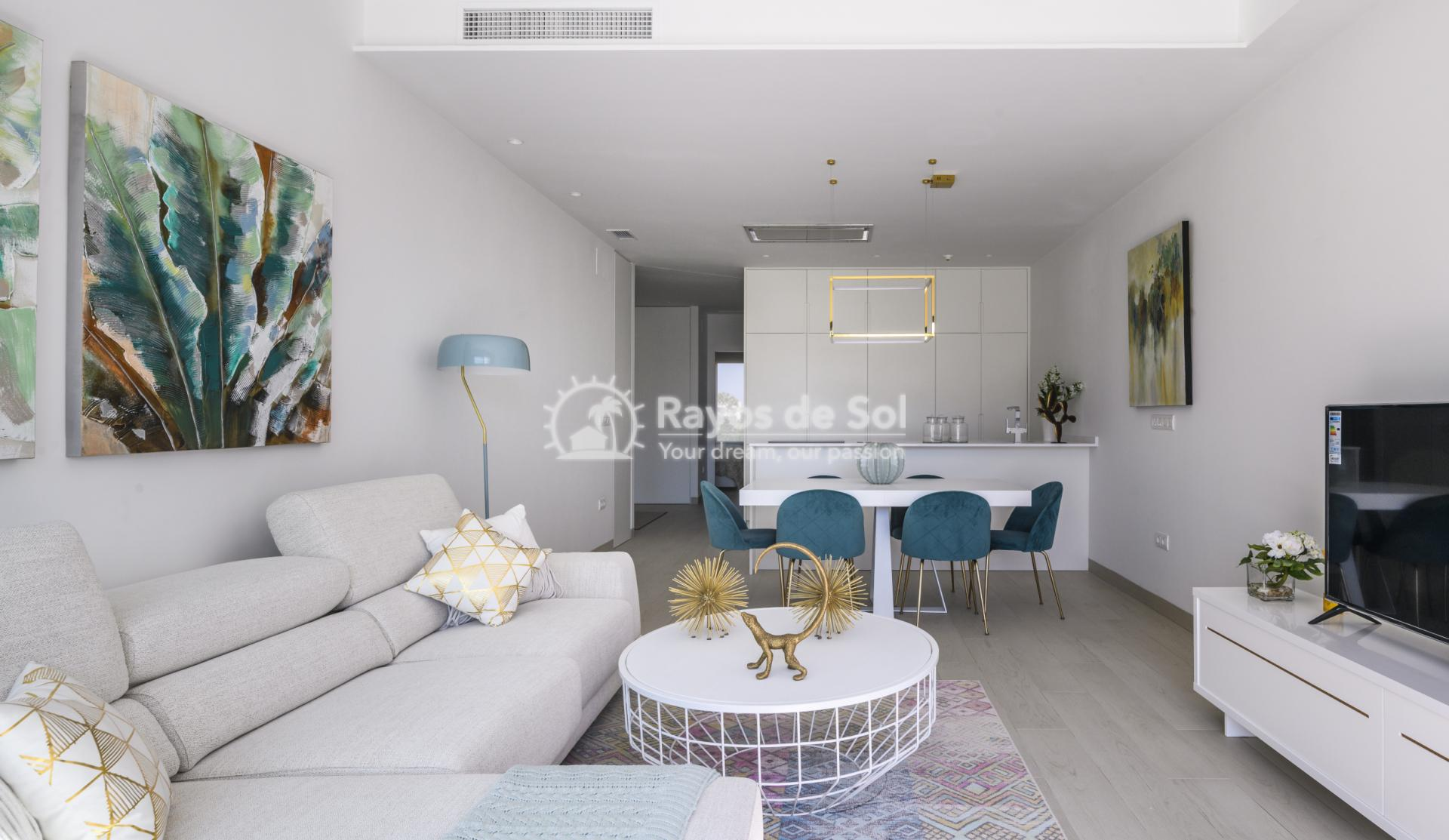 Ground floor apartment  in Las Colinas, Orihuela Costa, Costa Blanca (Hinojo-gf3d) - 6
