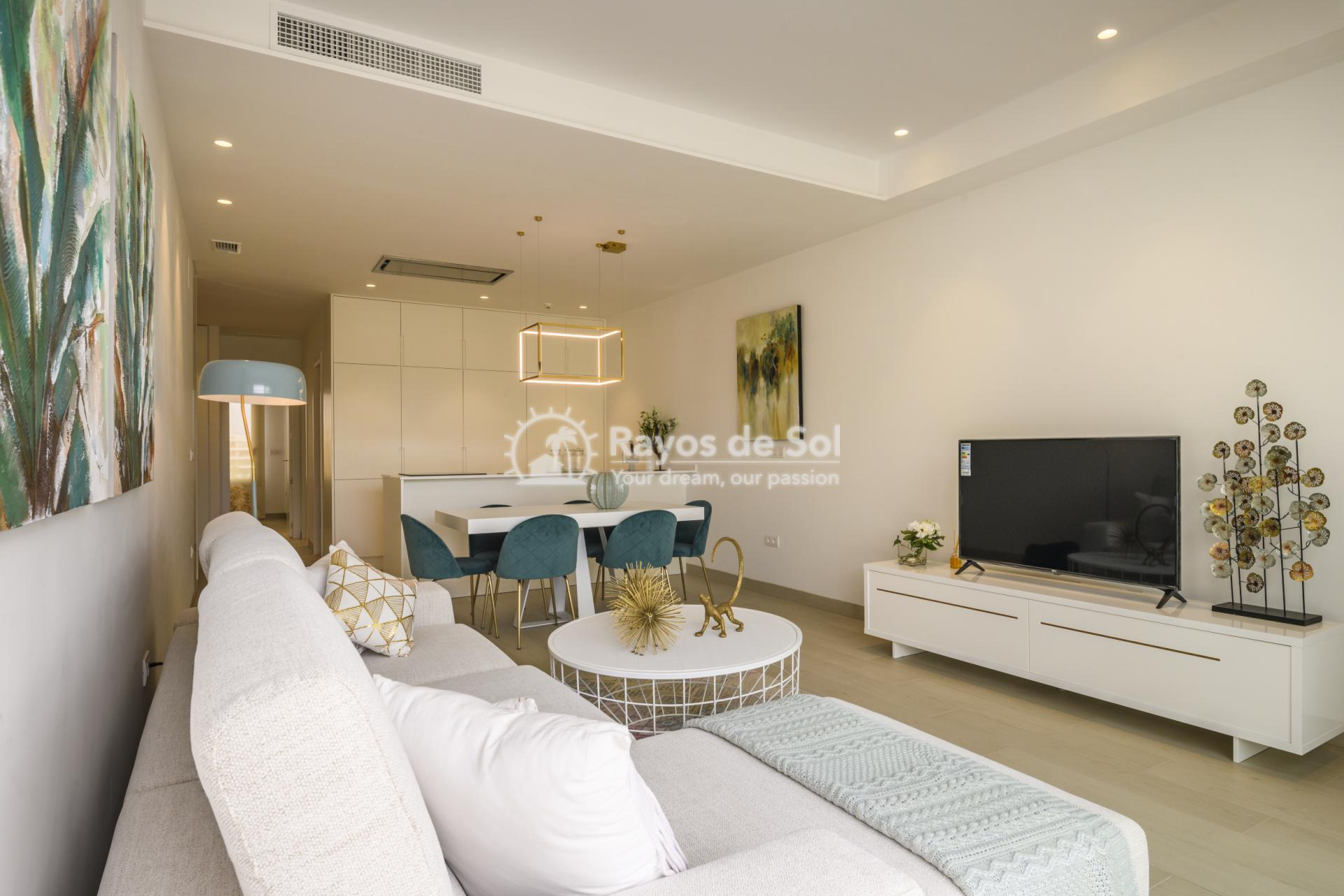 Ground floor apartment  in Las Colinas, Orihuela Costa, Costa Blanca (Hinojo-gf3d) - 7