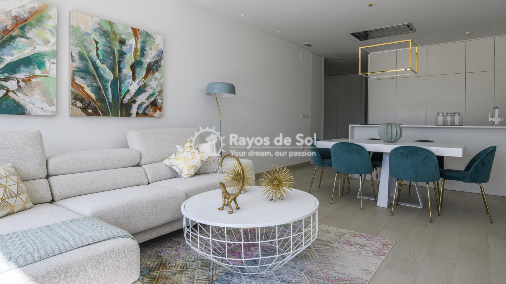 Ground floor apartment  in Las Colinas, Orihuela Costa, Costa Blanca (Hinojo-gf3d) - 11
