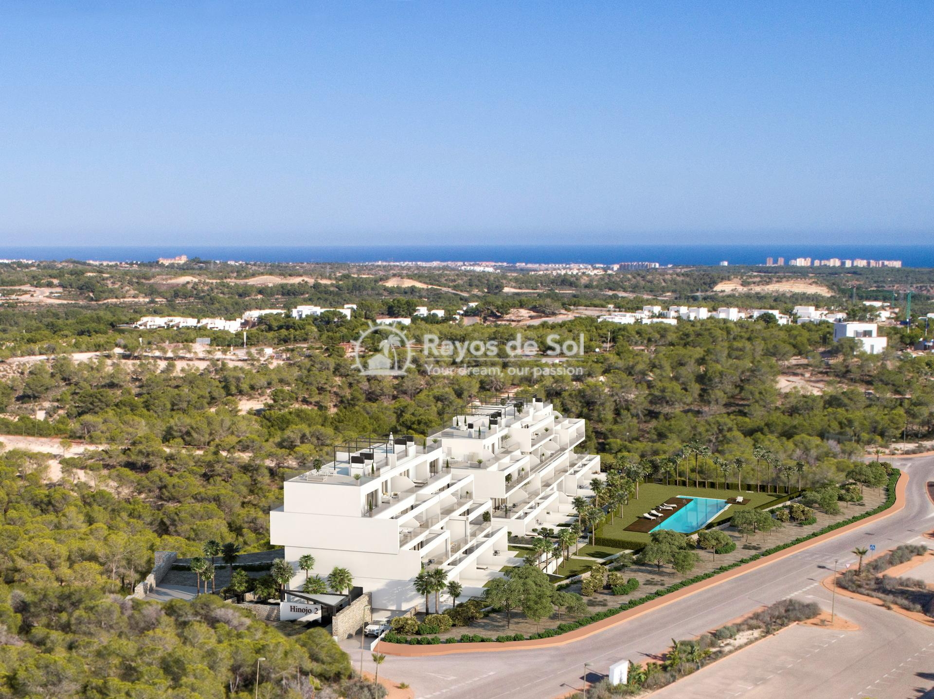 Ground floor apartment  in Las Colinas, Orihuela Costa, Costa Blanca (Hinojo-gf3d) - 4