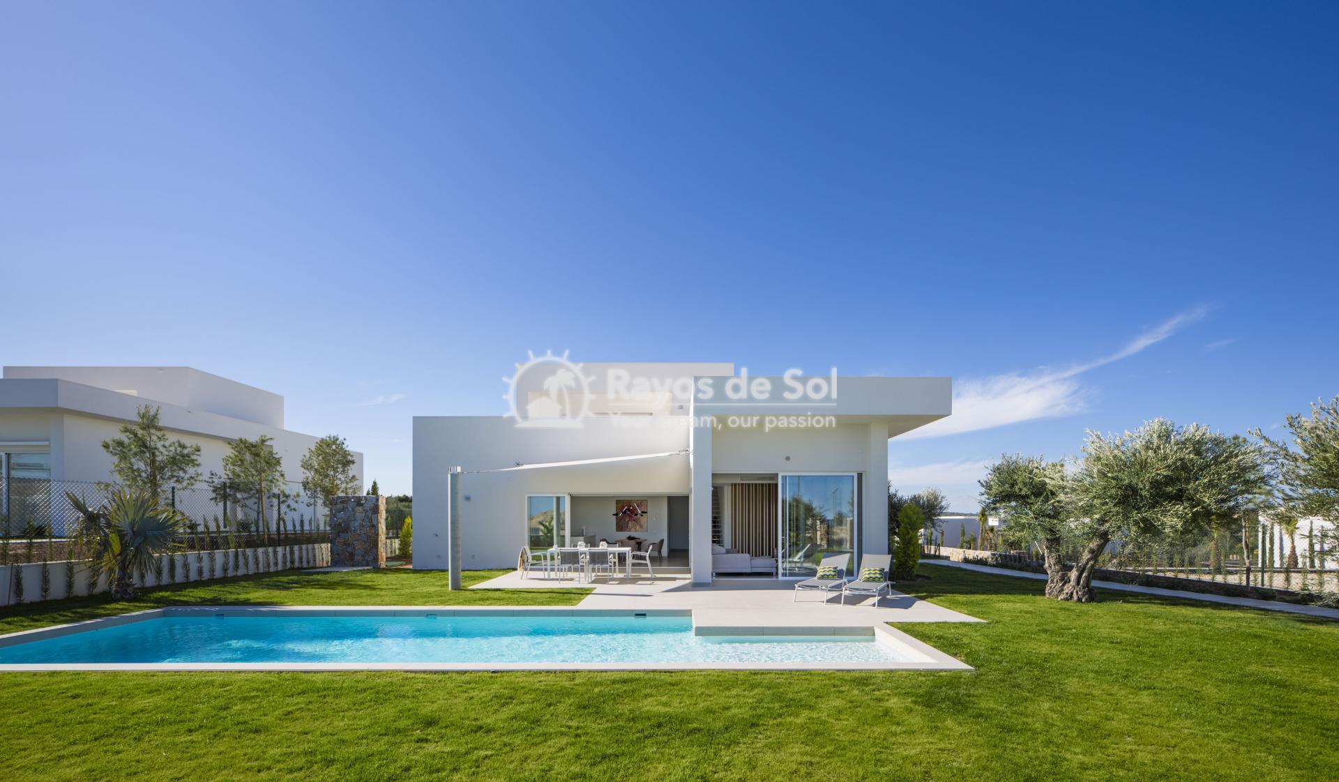 Modern villa  in Las Colinas, Orihuela Costa, Costa Blanca (LCMAALC4-3) - 1