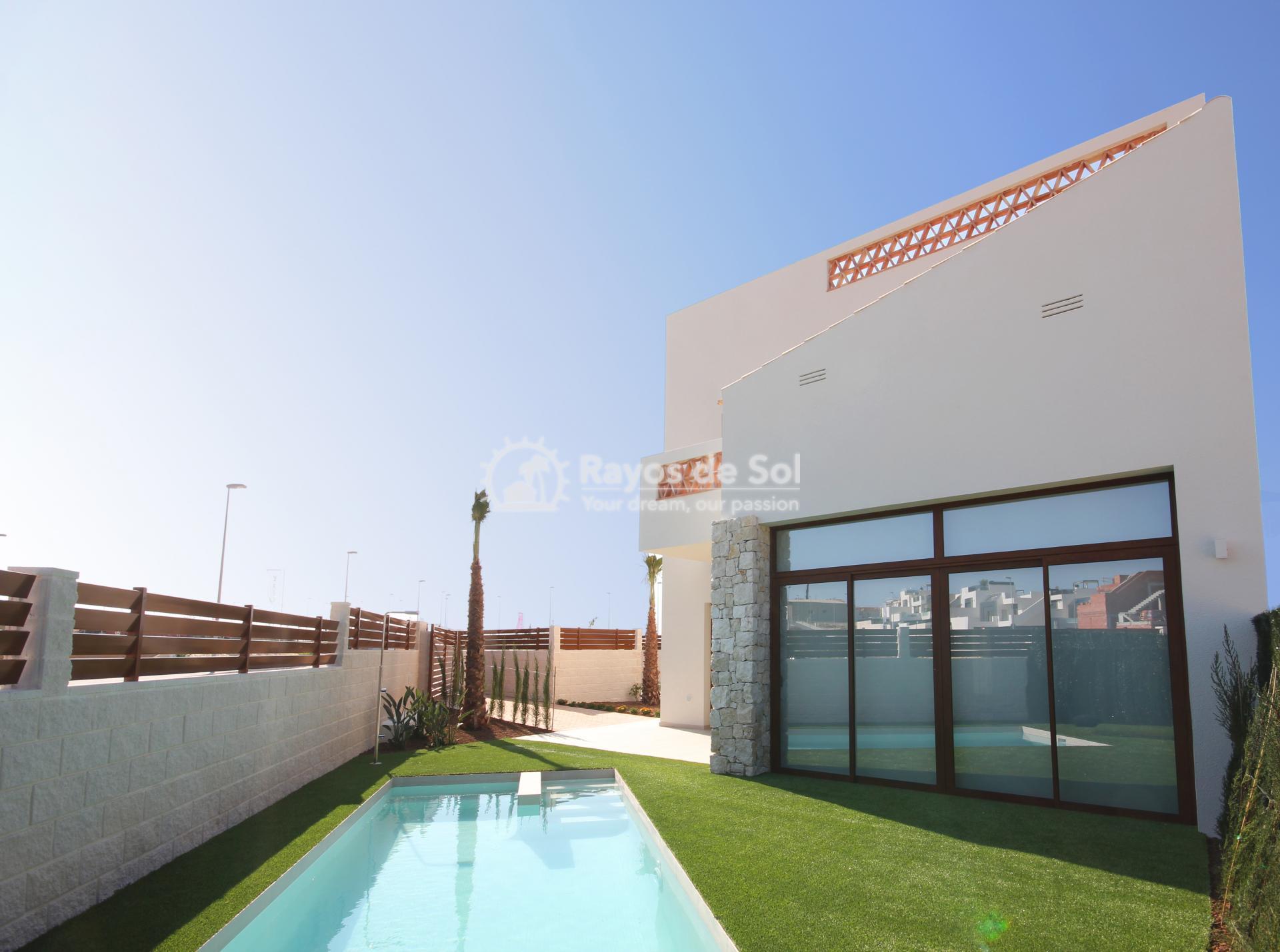 Vrijstaande villa  in Benijofar, Costa Blanca (Biseri 3-4) - 5