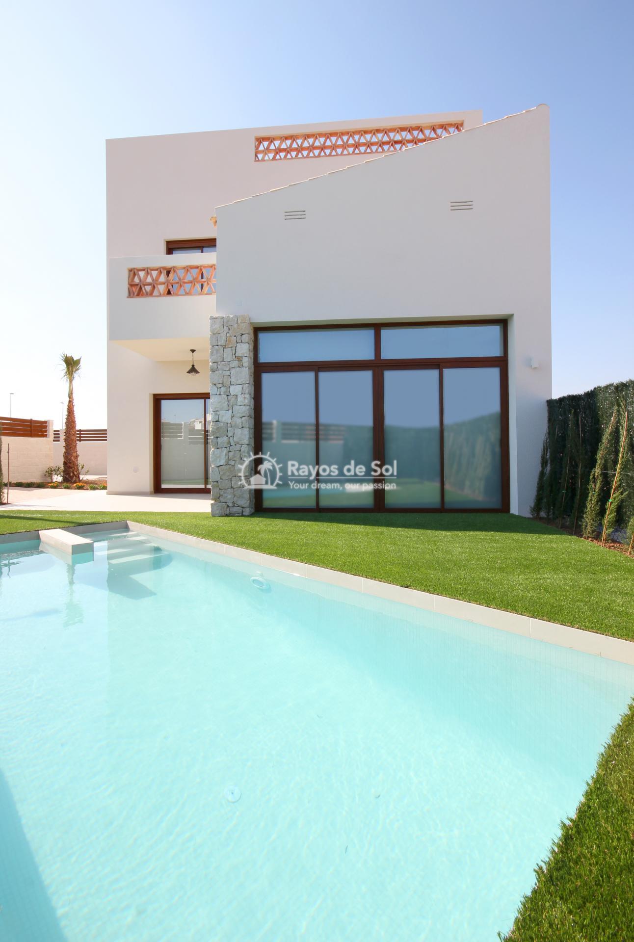 Vrijstaande villa  in Benijofar, Costa Blanca (Biseri 3-4) - 3