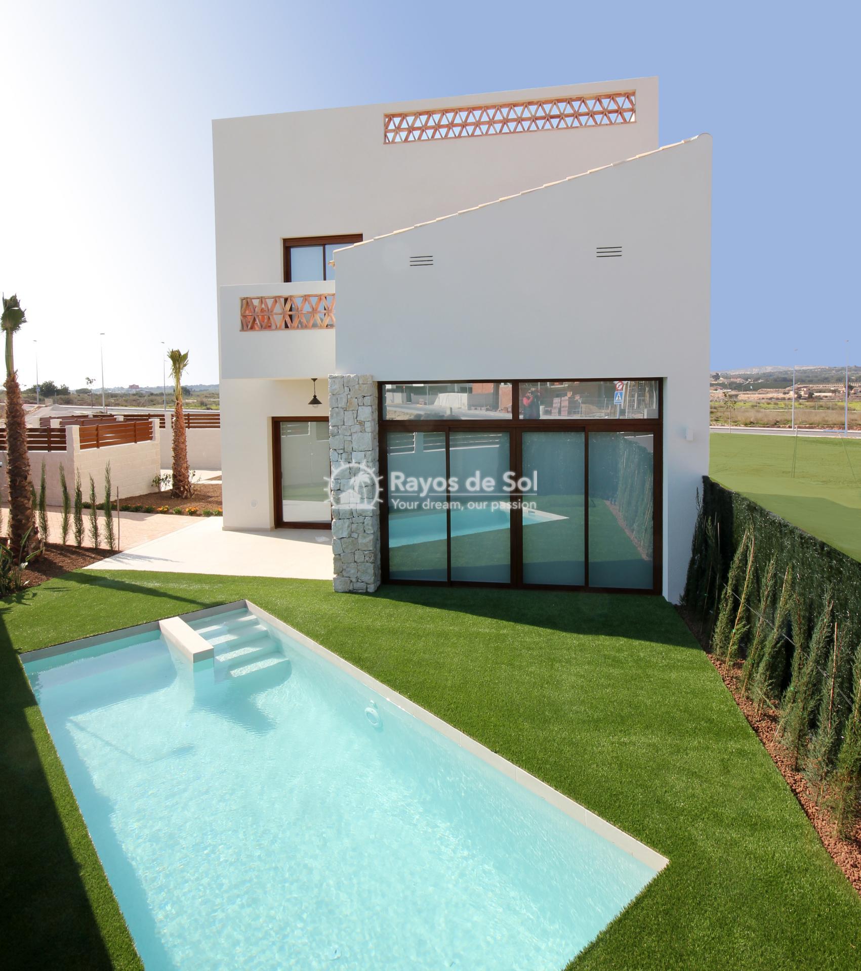 Vrijstaande villa  in Benijofar, Costa Blanca (Biseri 3-4) - 2