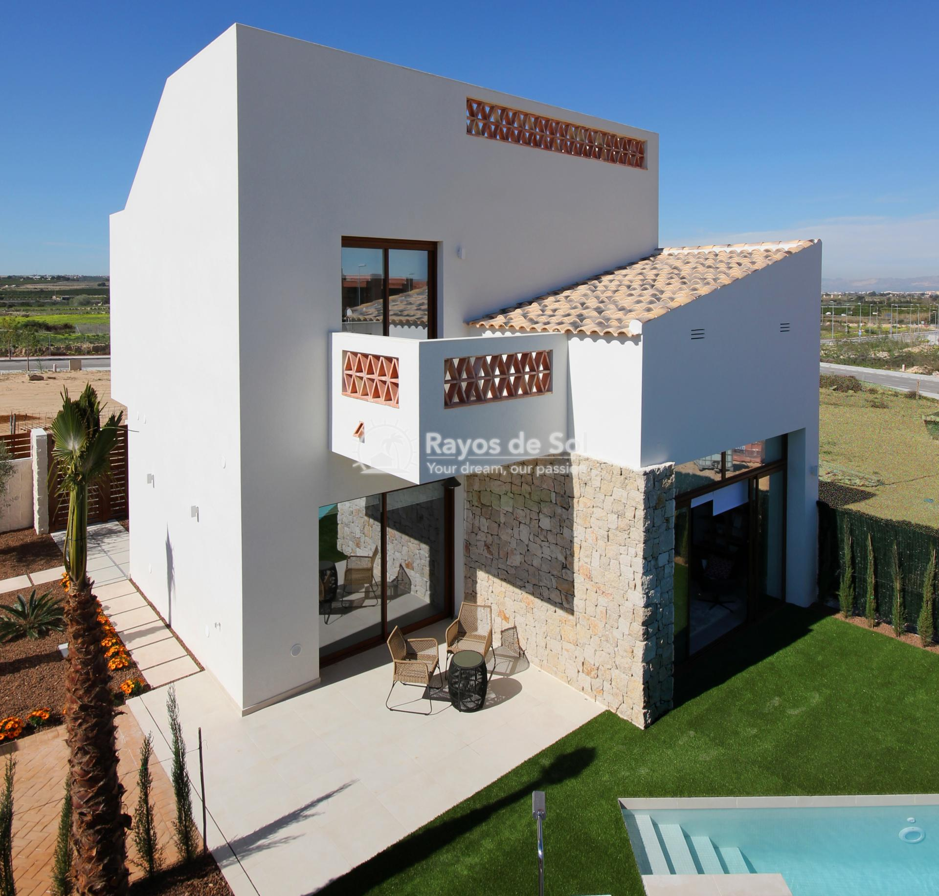 Vrijstaande villa  in Benijofar, Costa Blanca (Biseri 3-4) - 4
