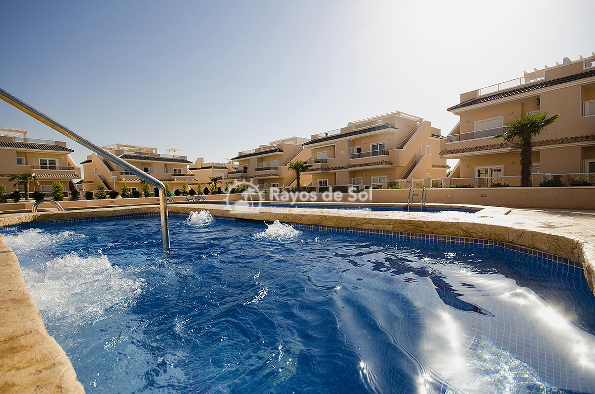 Apartment  in Punta Prima, Orihuela Costa, Costa Blanca (Vazul28-2d) - 1