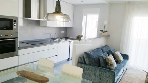 Apartment  in Punta Prima, Orihuela Costa, Costa Blanca (Vazul28-2d) - 3