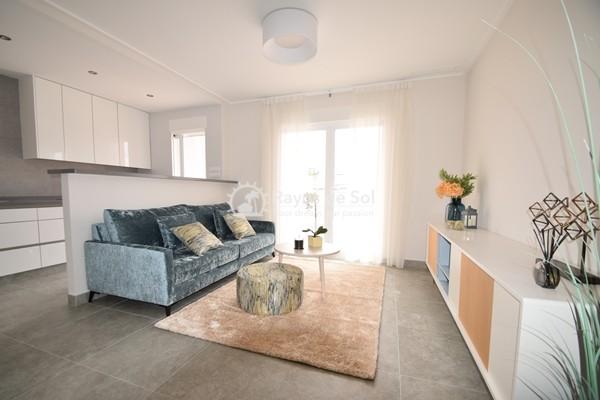 Apartment  in Punta Prima, Orihuela Costa, Costa Blanca (Vazul28-2d) - 6