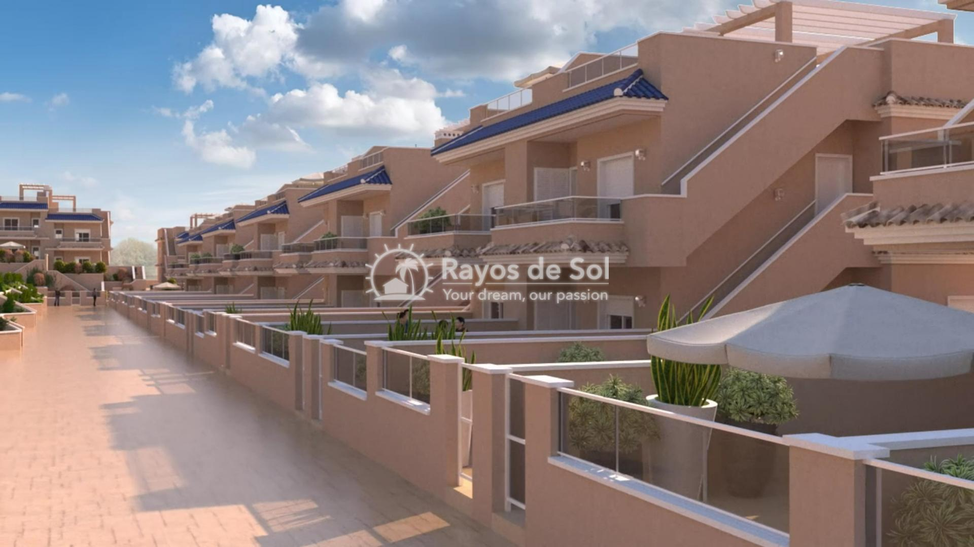 Apartment  in Punta Prima, Orihuela Costa, Costa Blanca (Vazul28-2d) - 17