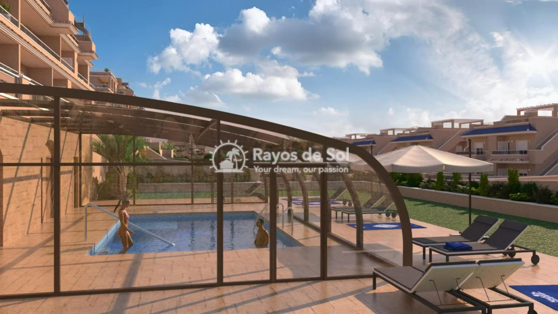 Apartment  in Punta Prima, Orihuela Costa, Costa Blanca (Vazul28-2d) - 18