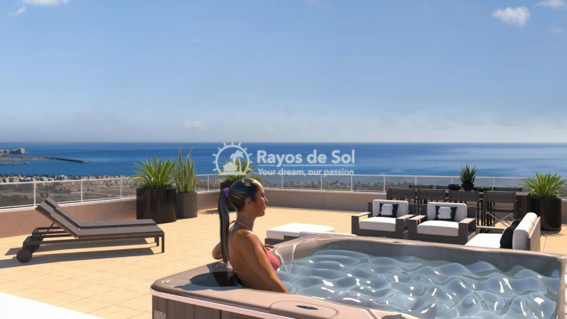 Apartment  in Punta Prima, Orihuela Costa, Costa Blanca (Vazul28-2d) - 19