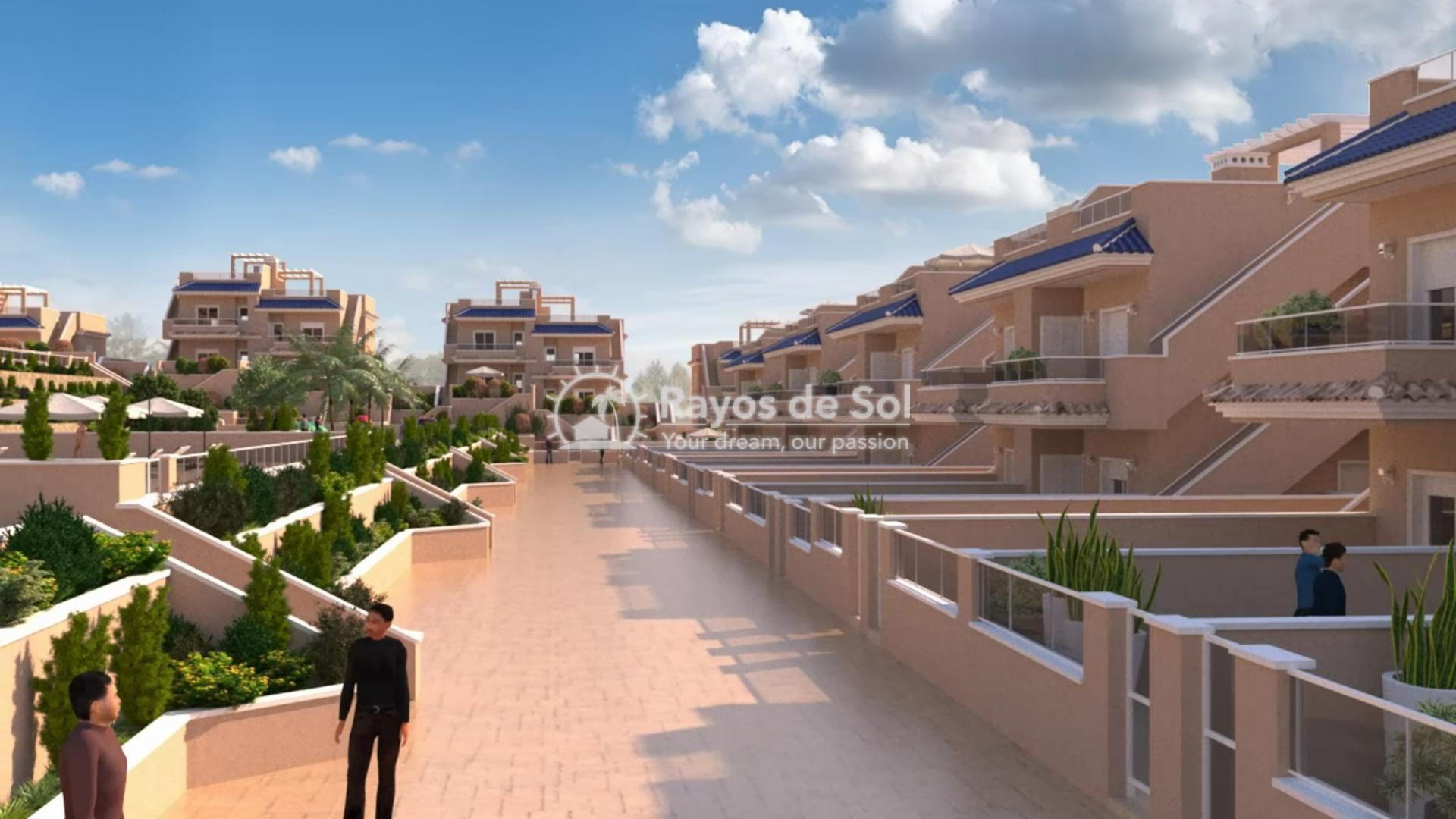 Apartment  in Punta Prima, Orihuela Costa, Costa Blanca (Vazul28-2d) - 21