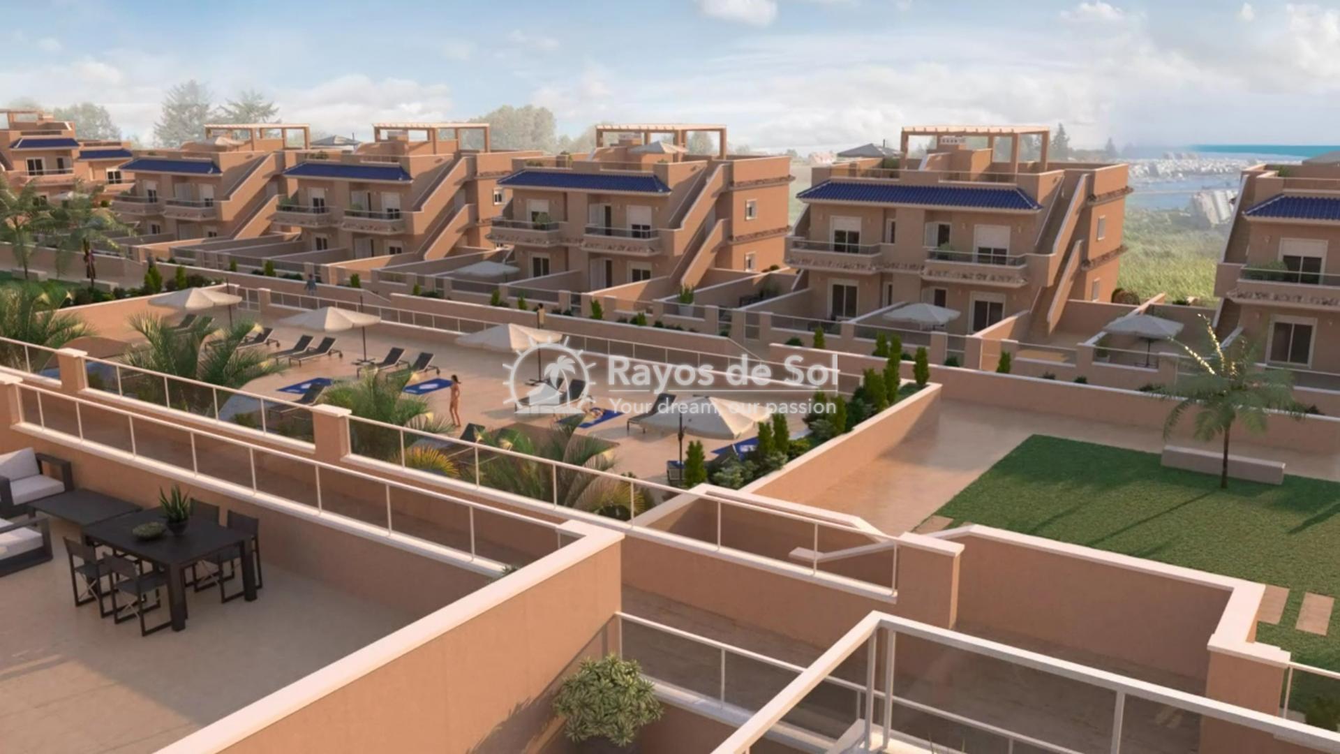 Apartment  in Punta Prima, Orihuela Costa, Costa Blanca (Vazul28-2d) - 23
