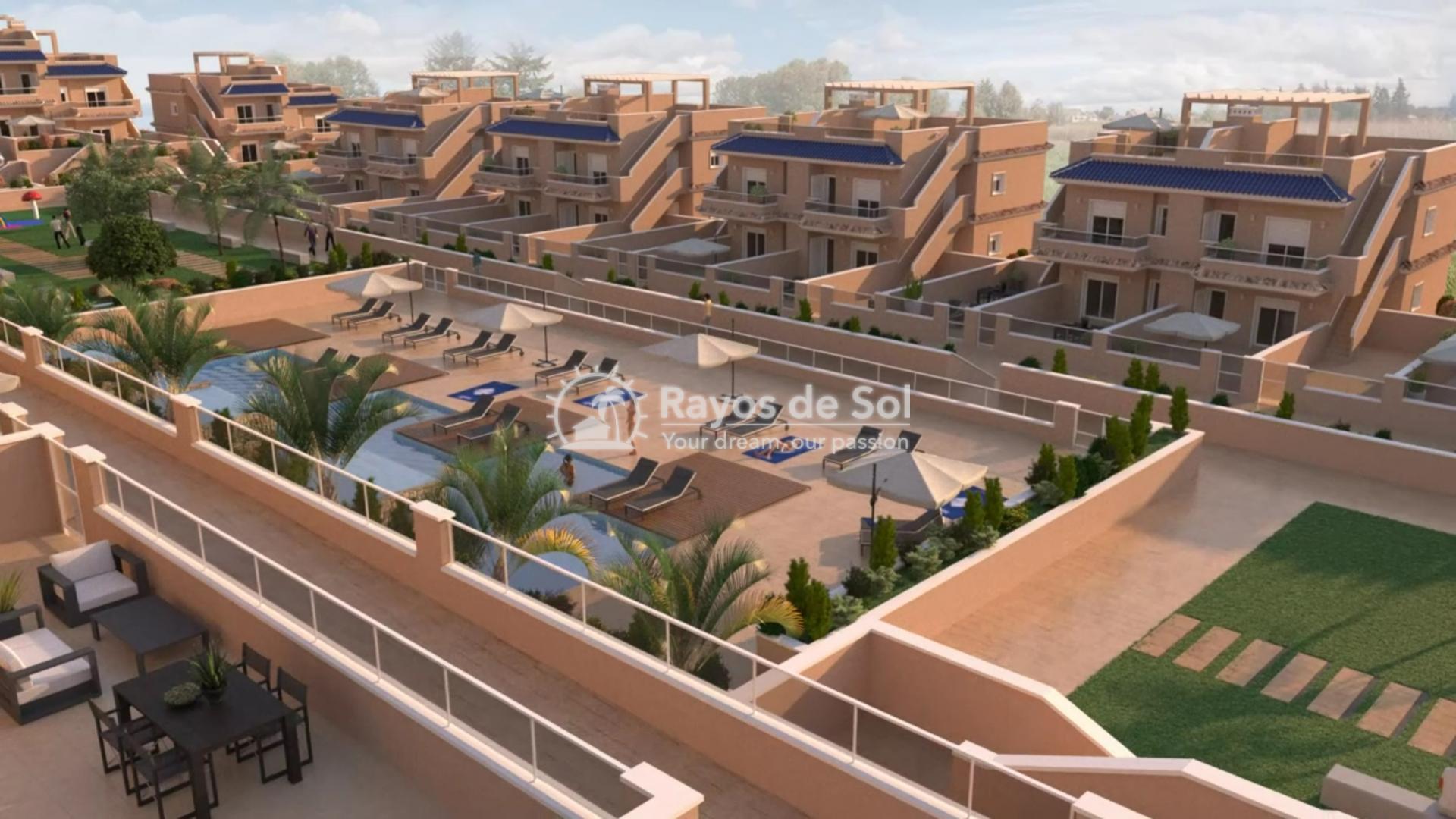 Apartment  in Punta Prima, Orihuela Costa, Costa Blanca (Vazul28-2d) - 25