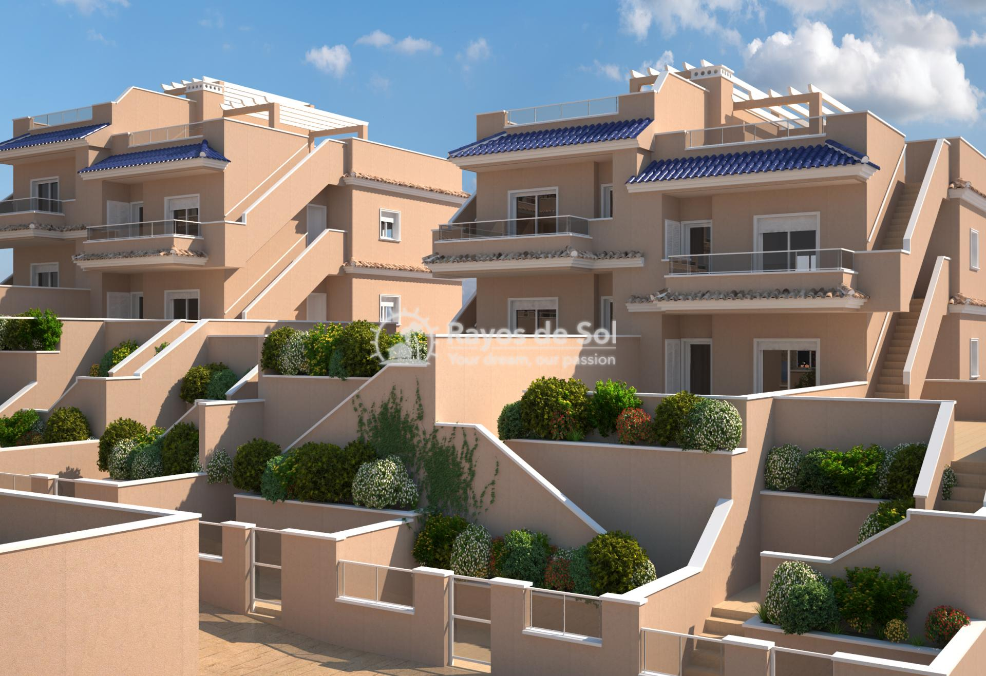Appartement  in Punta Prima, Orihuela Costa, Costa Blanca (Vazul28-2d) - 26