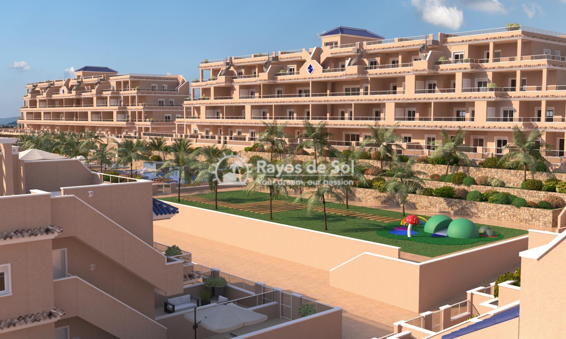 Apartment  in Punta Prima, Orihuela Costa, Costa Blanca (Vazul28-2d) - 28