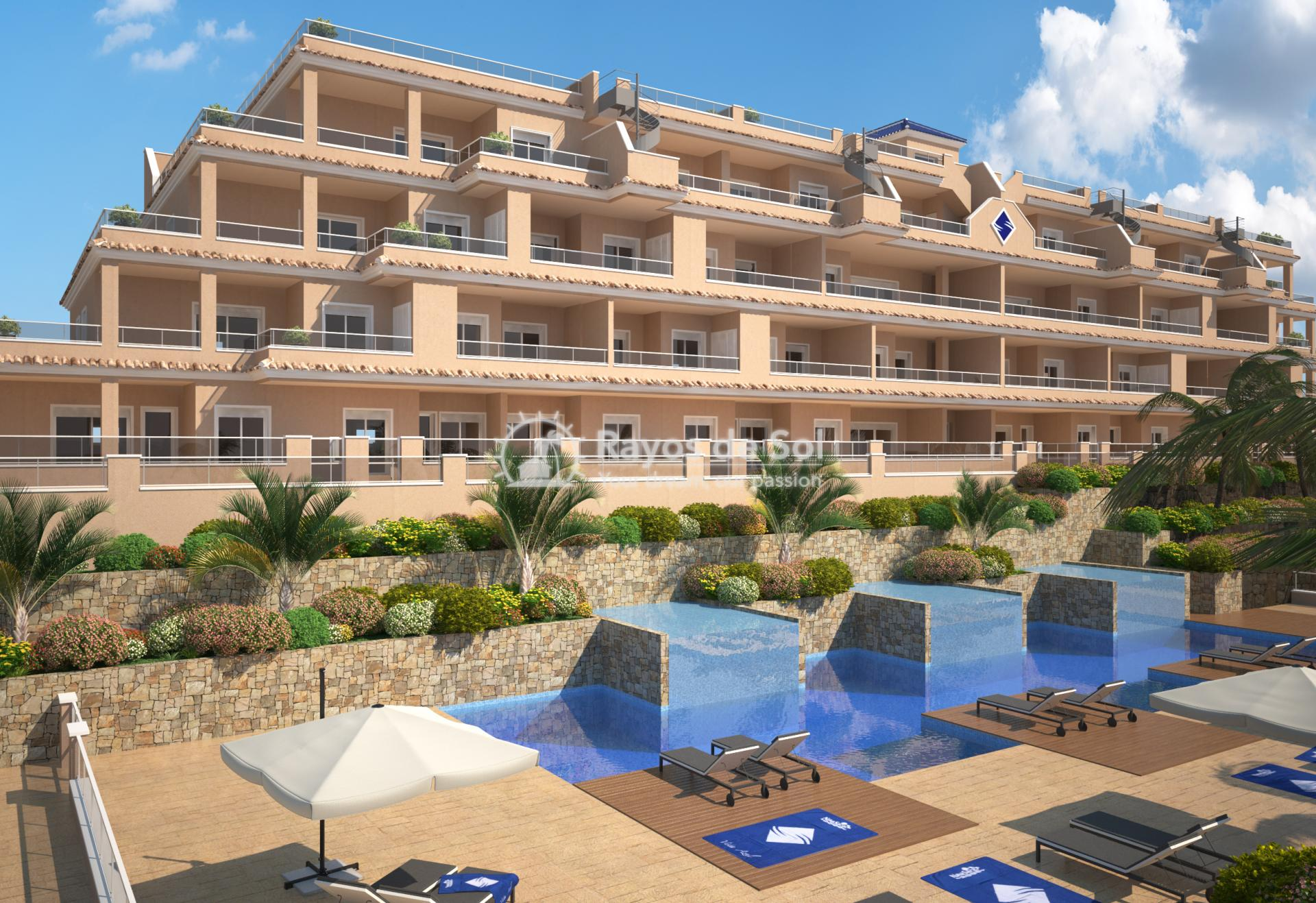 Apartment  in Punta Prima, Orihuela Costa, Costa Blanca (Vazul28-2d) - 32