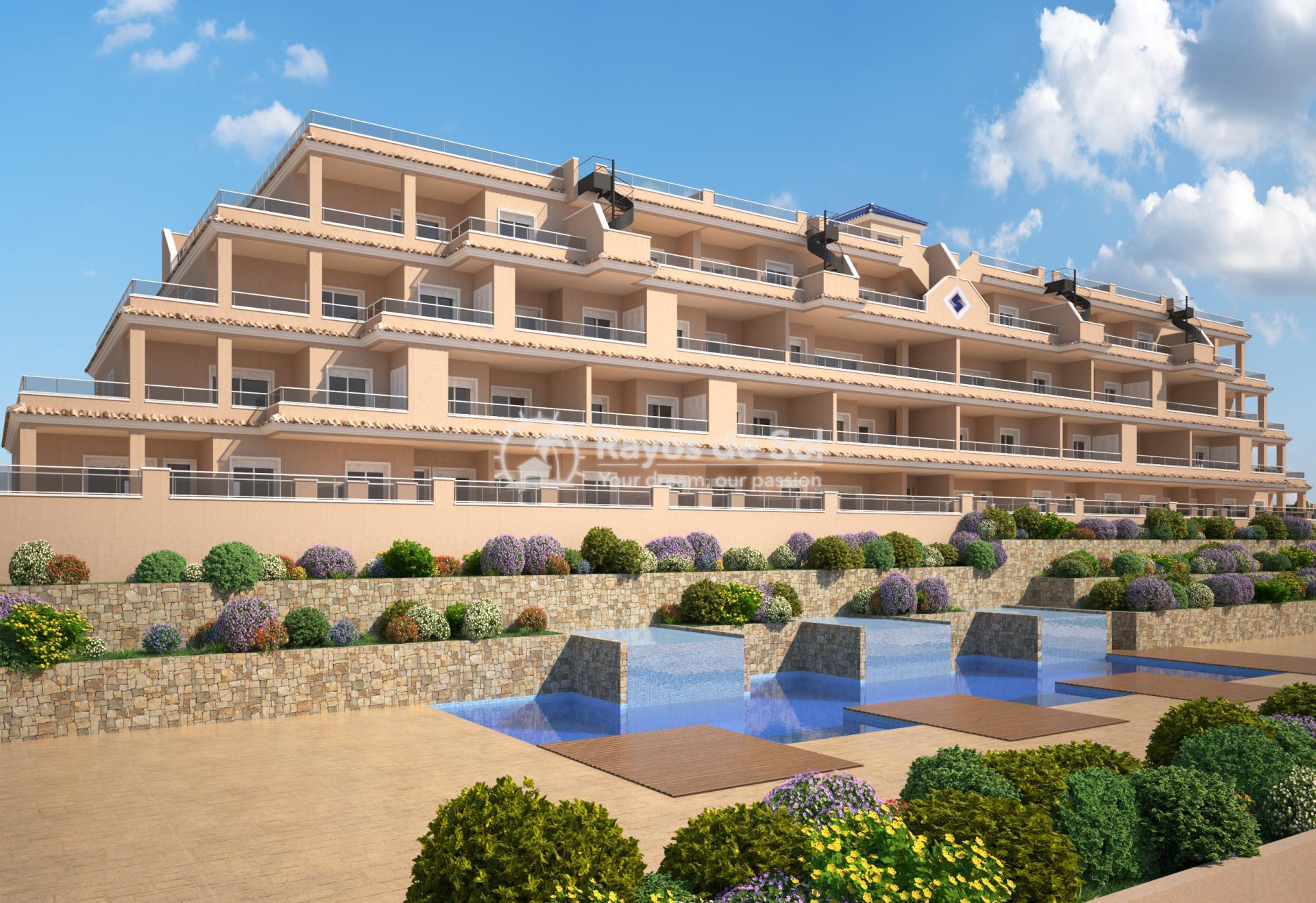 Apartment  in Punta Prima, Orihuela Costa, Costa Blanca (Vazul28-2d) - 33