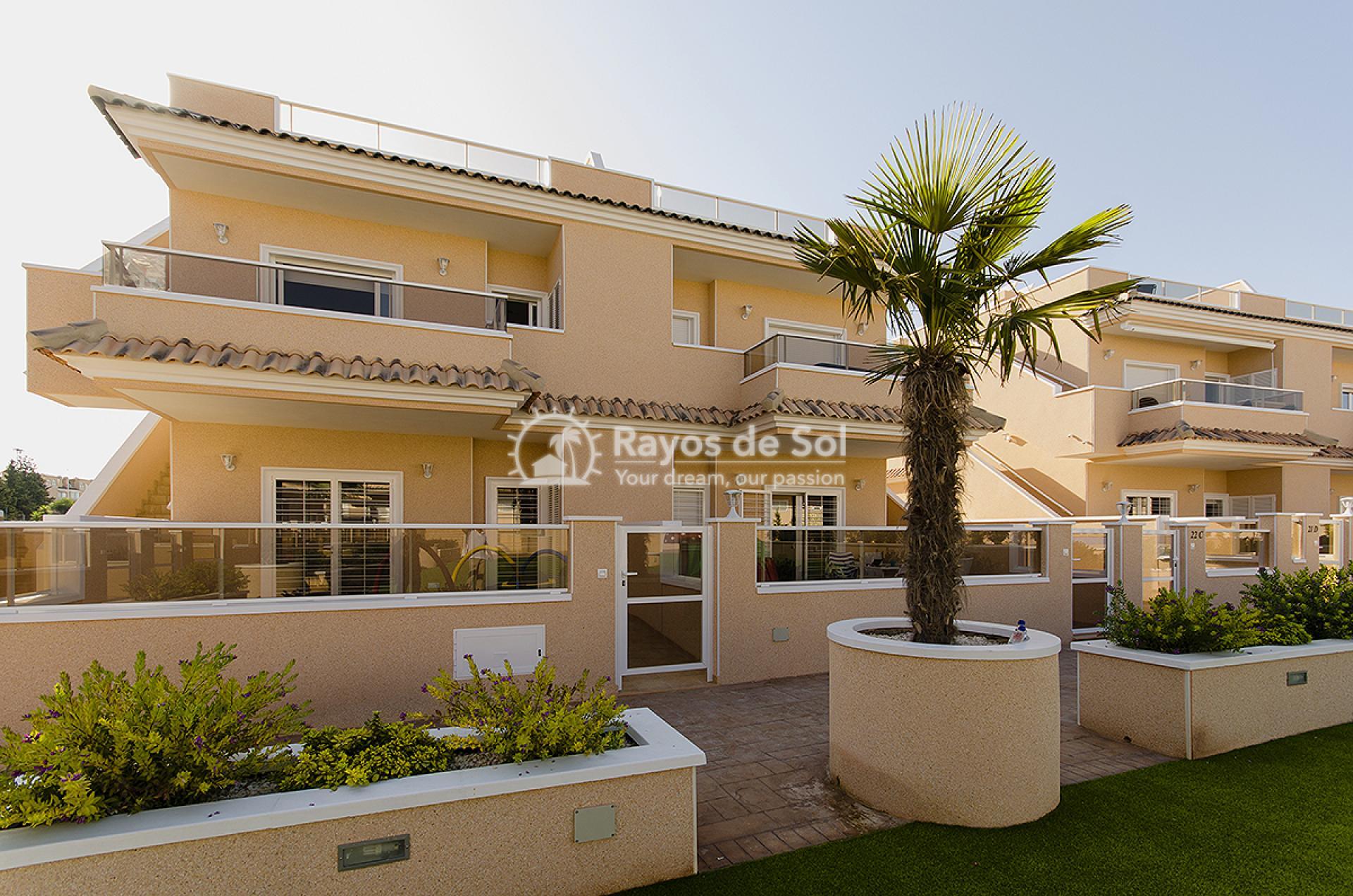 Groundfloor apartment  in Punta Prima, Costa Blanca (PPNSVAXXVIIIB3-2) - 1