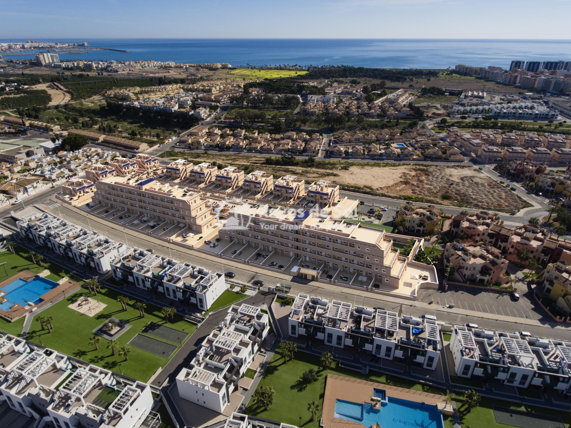 Groundfloor apartment  in Punta Prima, Costa Blanca (PPNSVAXXVIIIB3-2) - 38