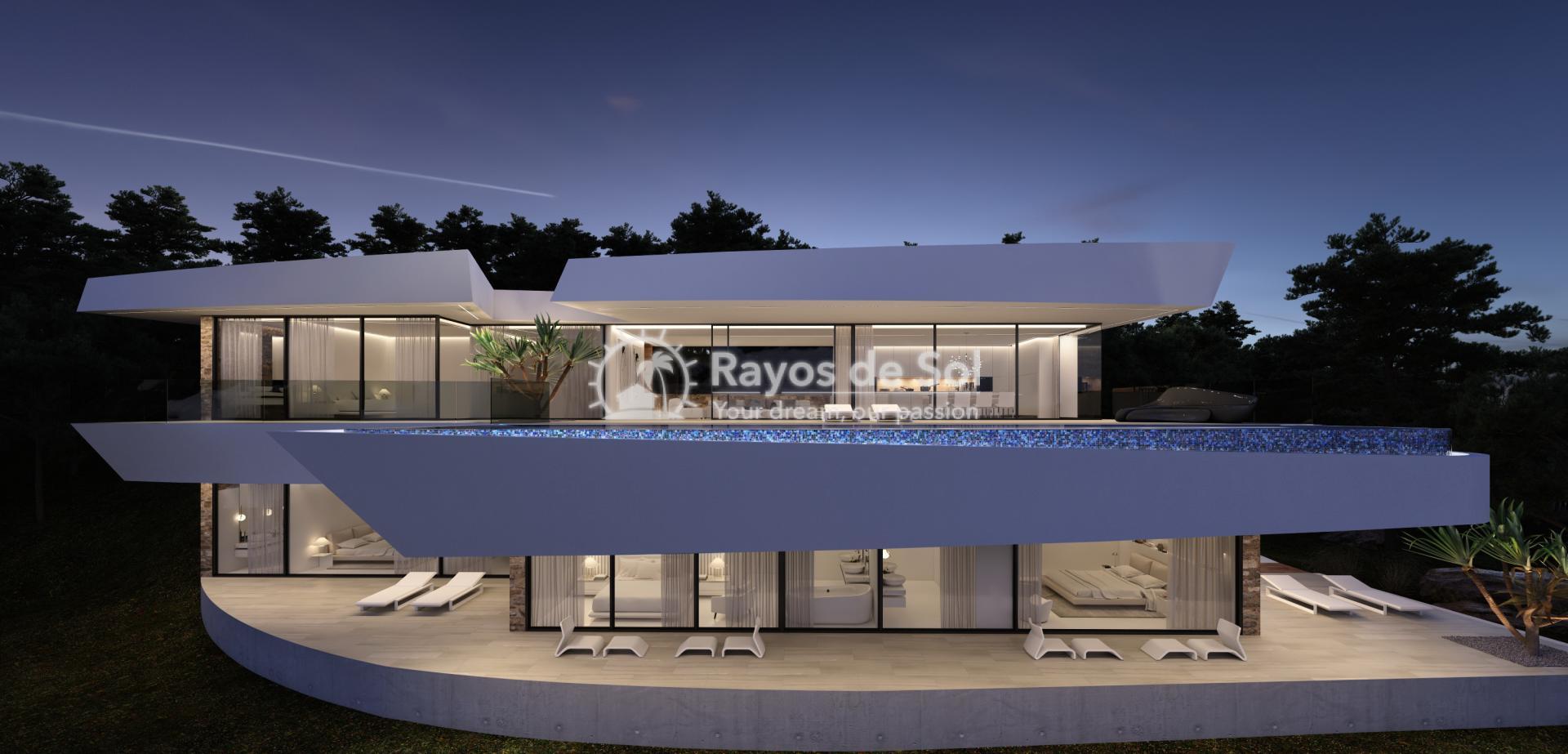 Stunning villa  in Altea Hills, Altea, Costa Blanca (AHNUVA) - 1