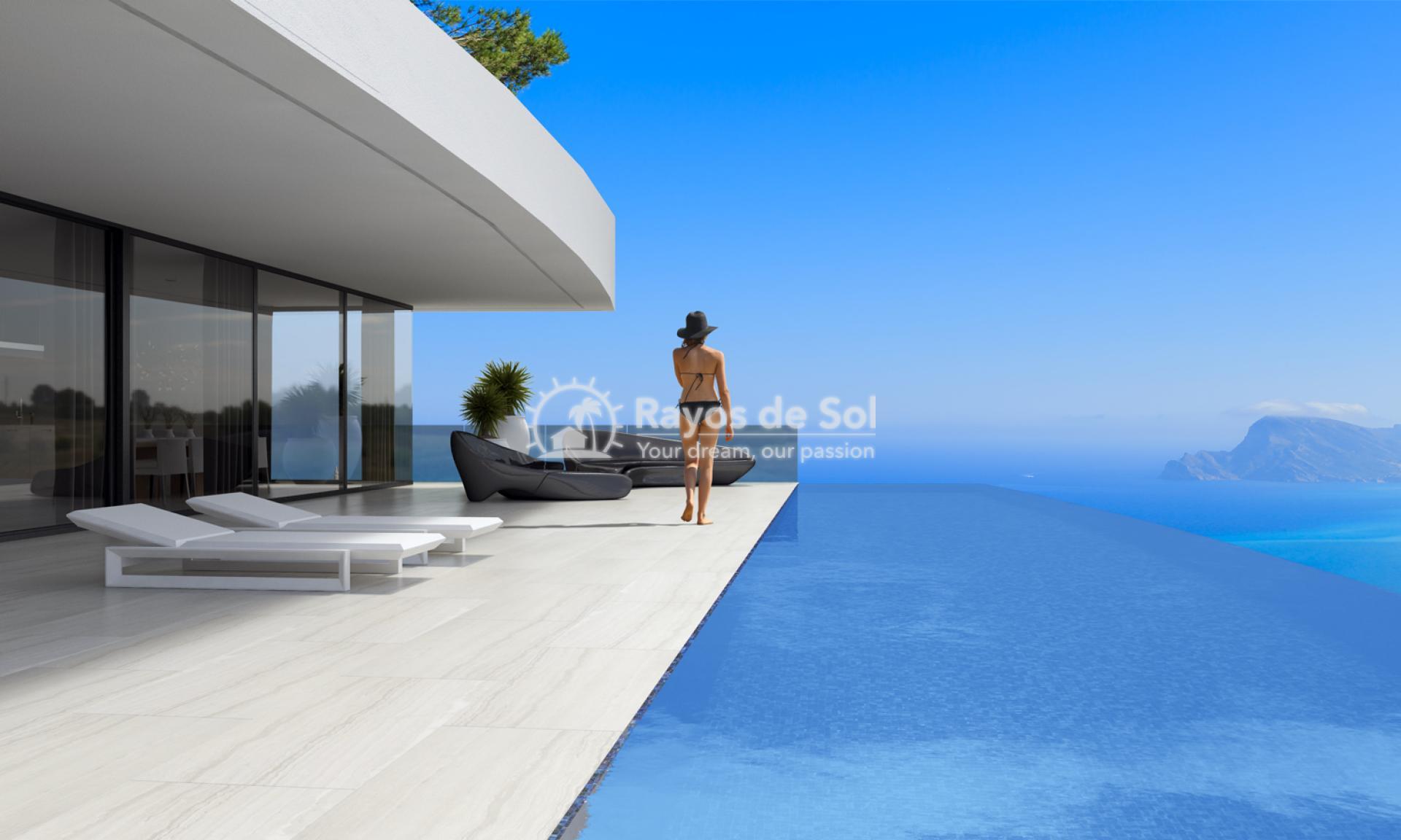 Stunning villa  in Altea Hills, Altea, Costa Blanca (AHNUVA) - 5
