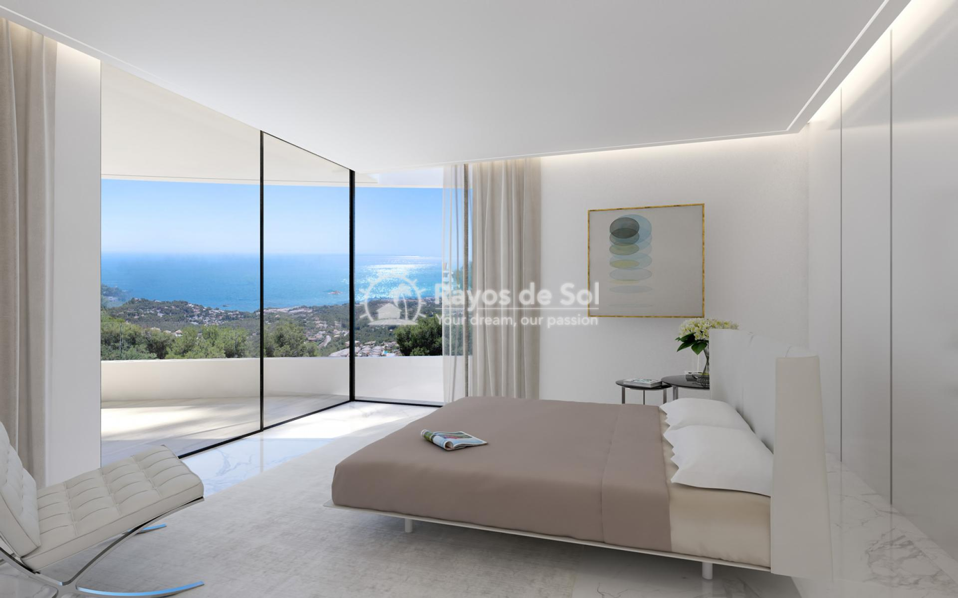 Luxury villa  in Altea Hills, Altea, Costa Blanca (AHNUAL) - 4
