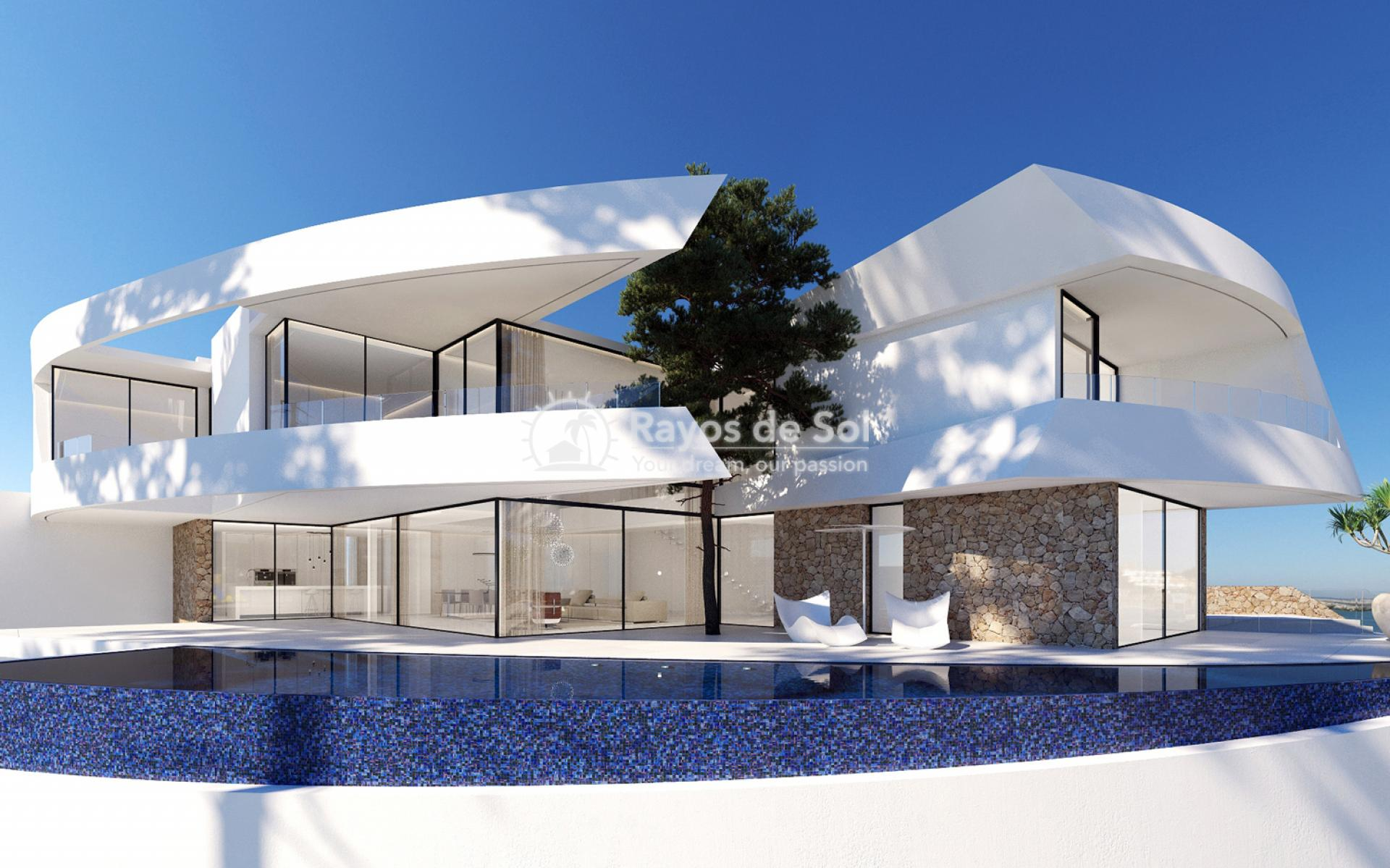 Luxury villa  in Altea Hills, Altea, Costa Blanca (AHNUAL) - 1