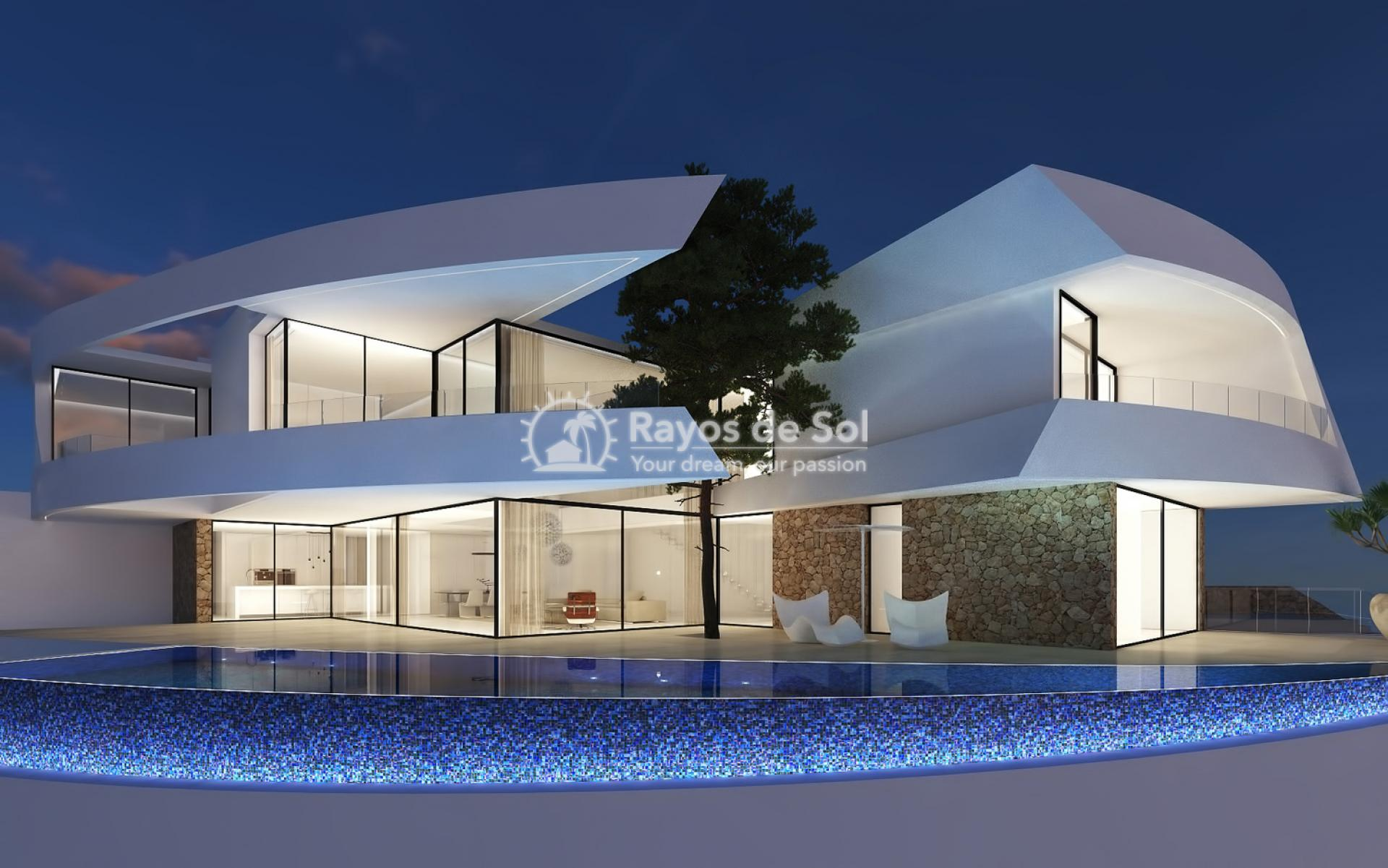 Luxury villa  in Altea Hills, Altea, Costa Blanca (AHNUAL) - 6