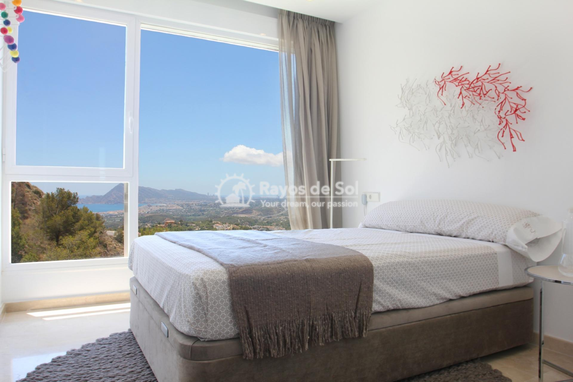 Villa with great views  in Altea, Costa Blanca (ALVABLI) - 15
