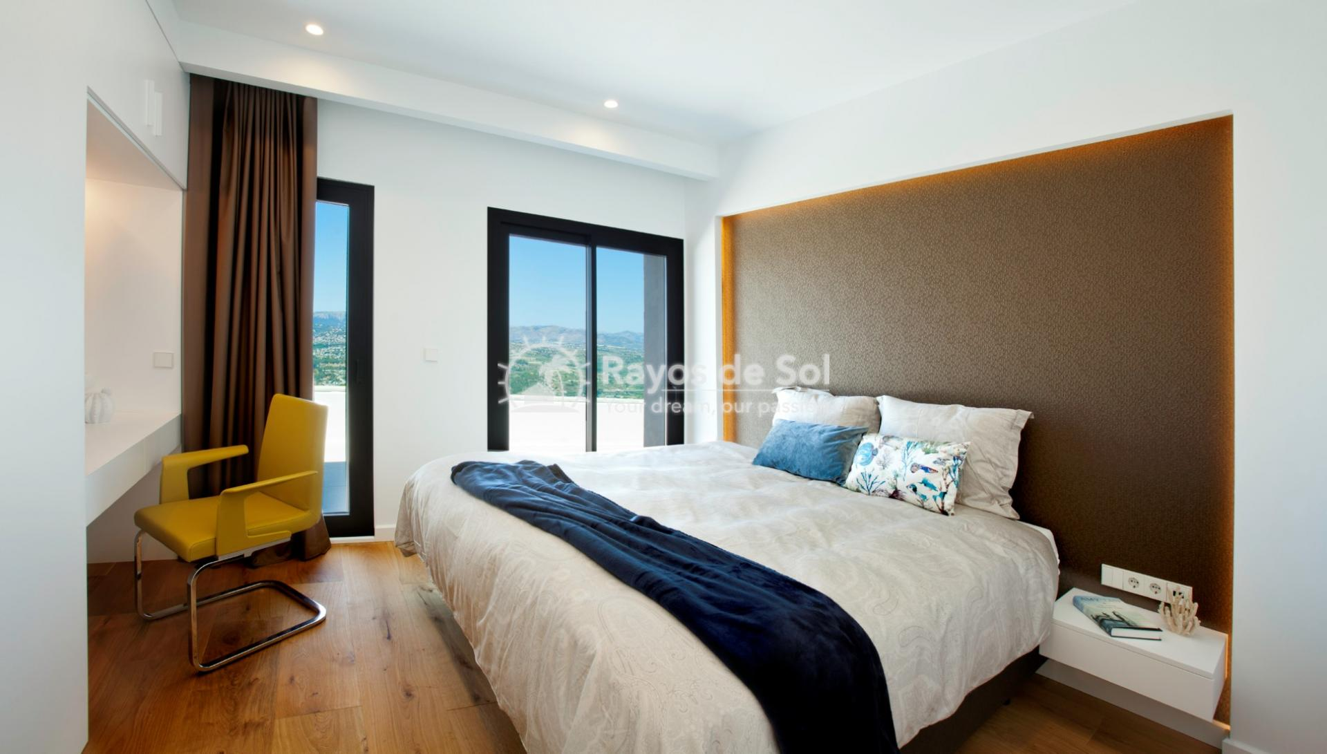 Villa in Cumbre del Sol, Benitachell, Costa Blanca (BEVAJALM) - 17
