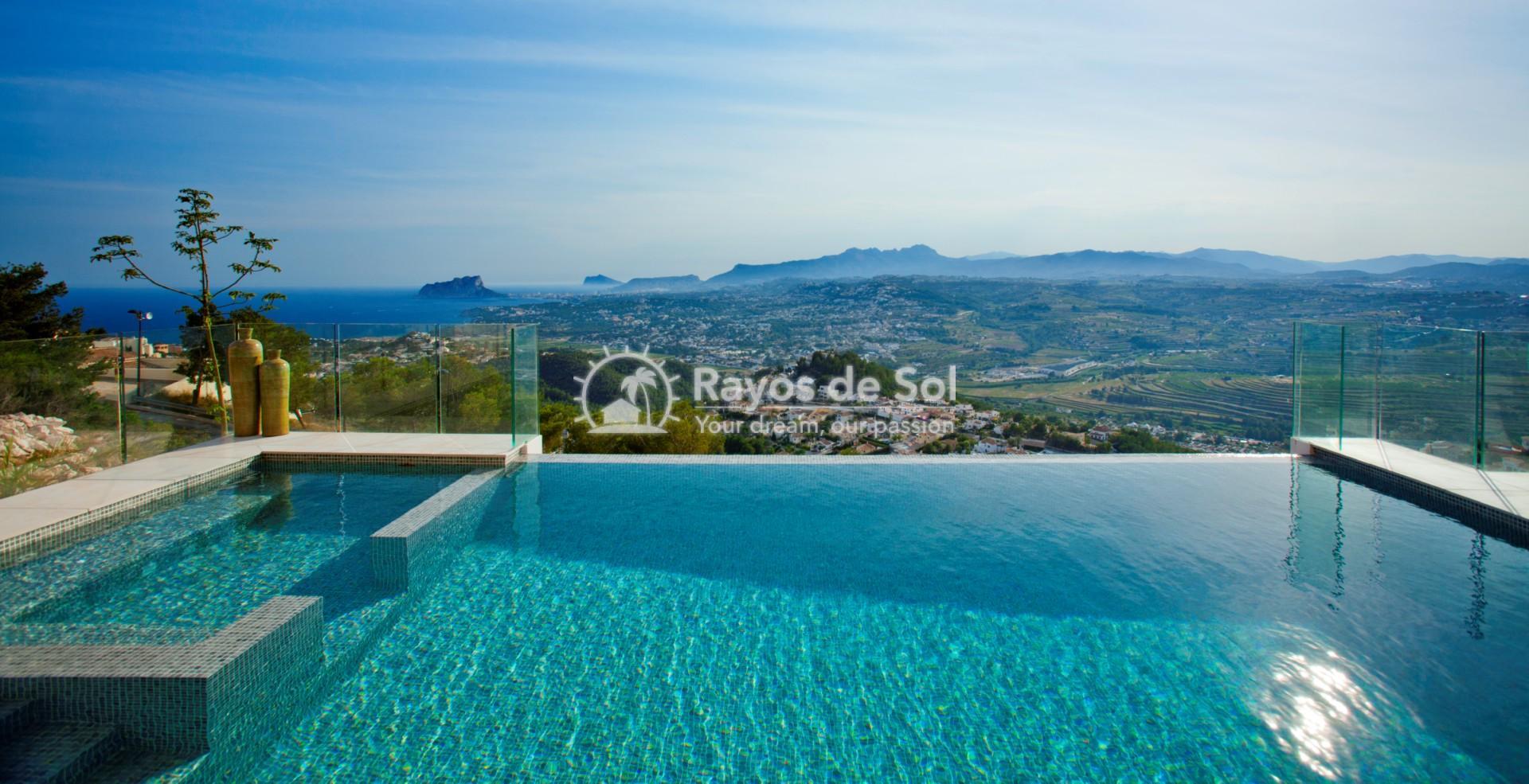 Villa in Cumbre del Sol, Benitachell, Costa Blanca (BEVAJALM) - 19