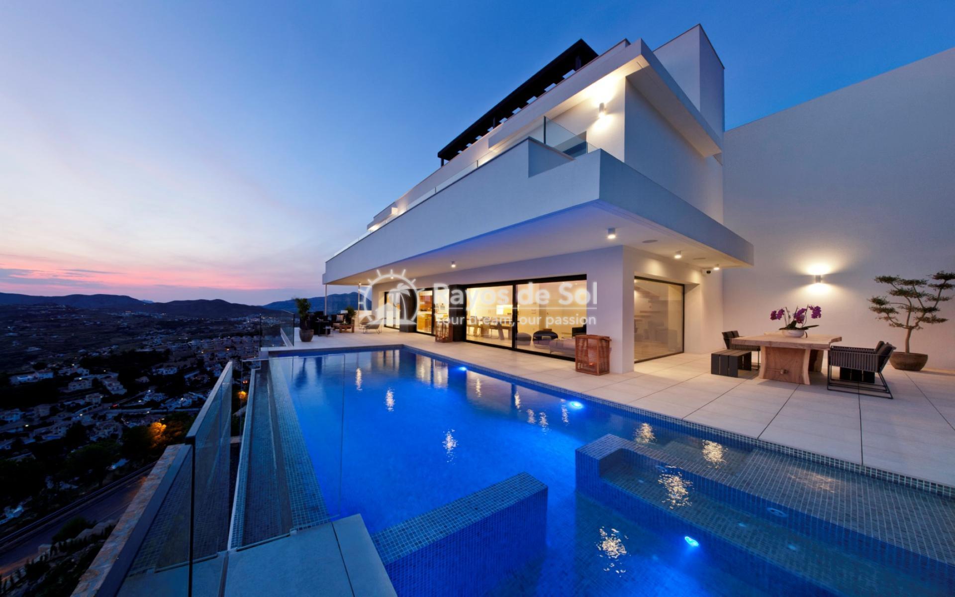 Villa in Cumbre del Sol, Benitachell, Costa Blanca (BEVAJALM) - 1