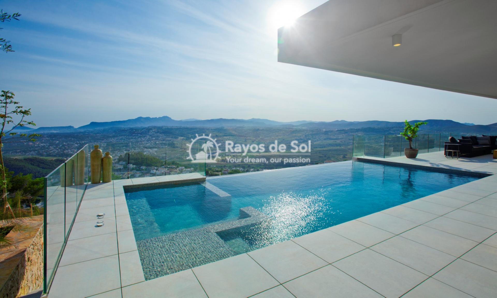 Villa in Cumbre del Sol, Benitachell, Costa Blanca (BEVAJALM) - 8