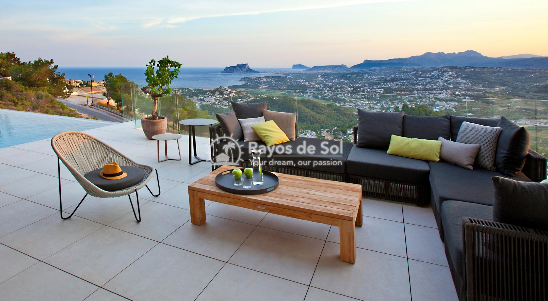 Villa in Cumbre del Sol, Benitachell, Costa Blanca (BEVAJALM) - 9