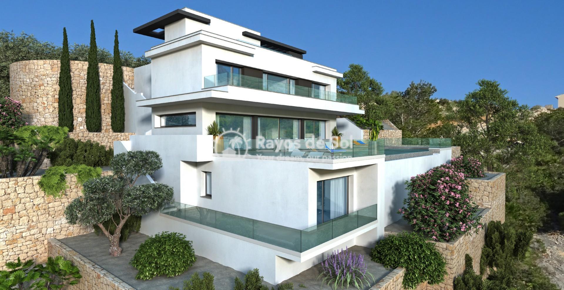 Villa in Cumbre del Sol, Benitachell, Costa Blanca (BEVAJALM) - 22