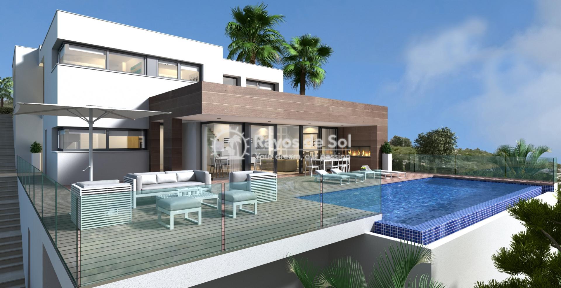 Stunning villa in Cumbre del Sol, Benitachell, Costa Blanca (BEVAJADP) - 1