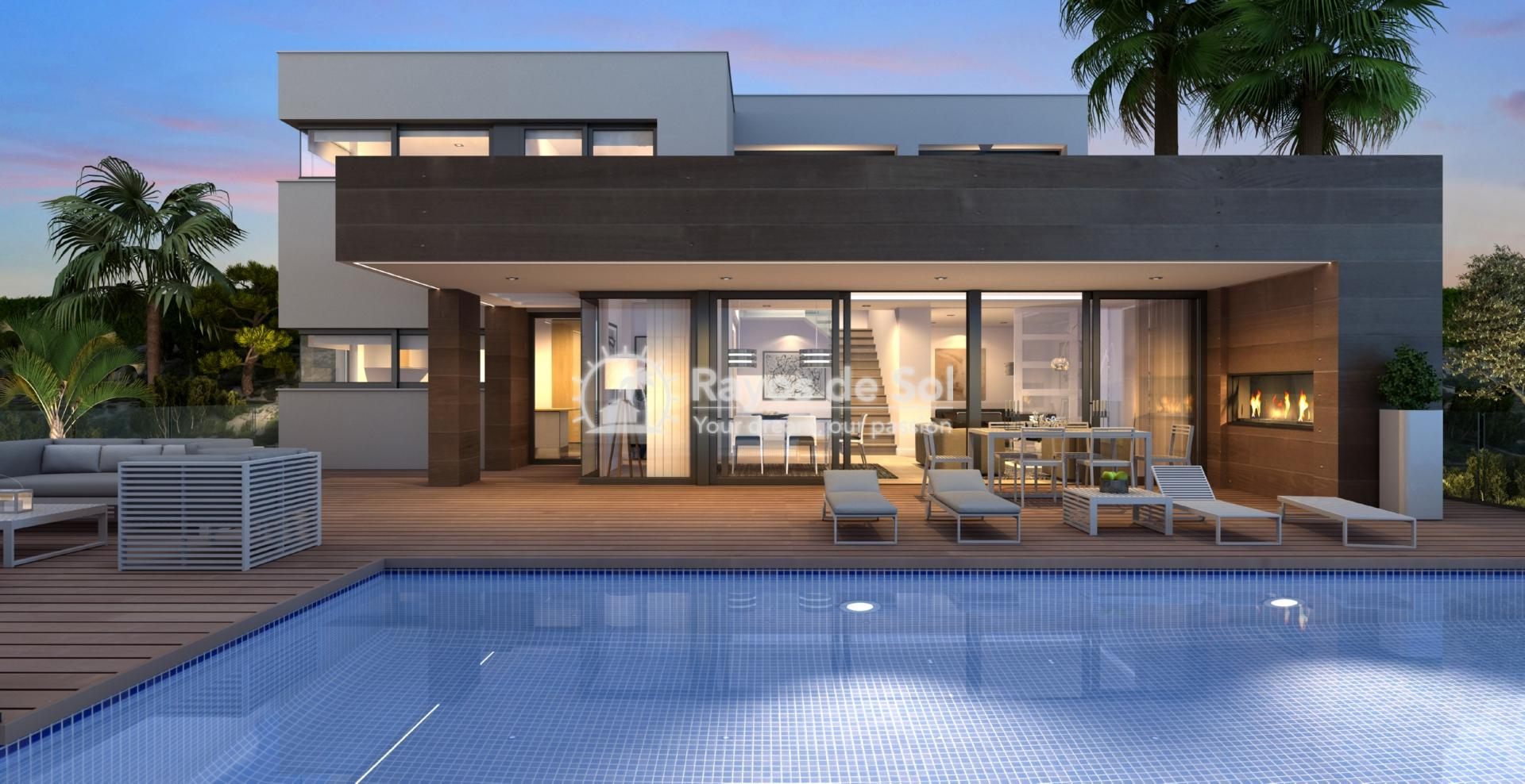 Stunning villa in Cumbre del Sol, Benitachell, Costa Blanca (BEVAJADP) - 2