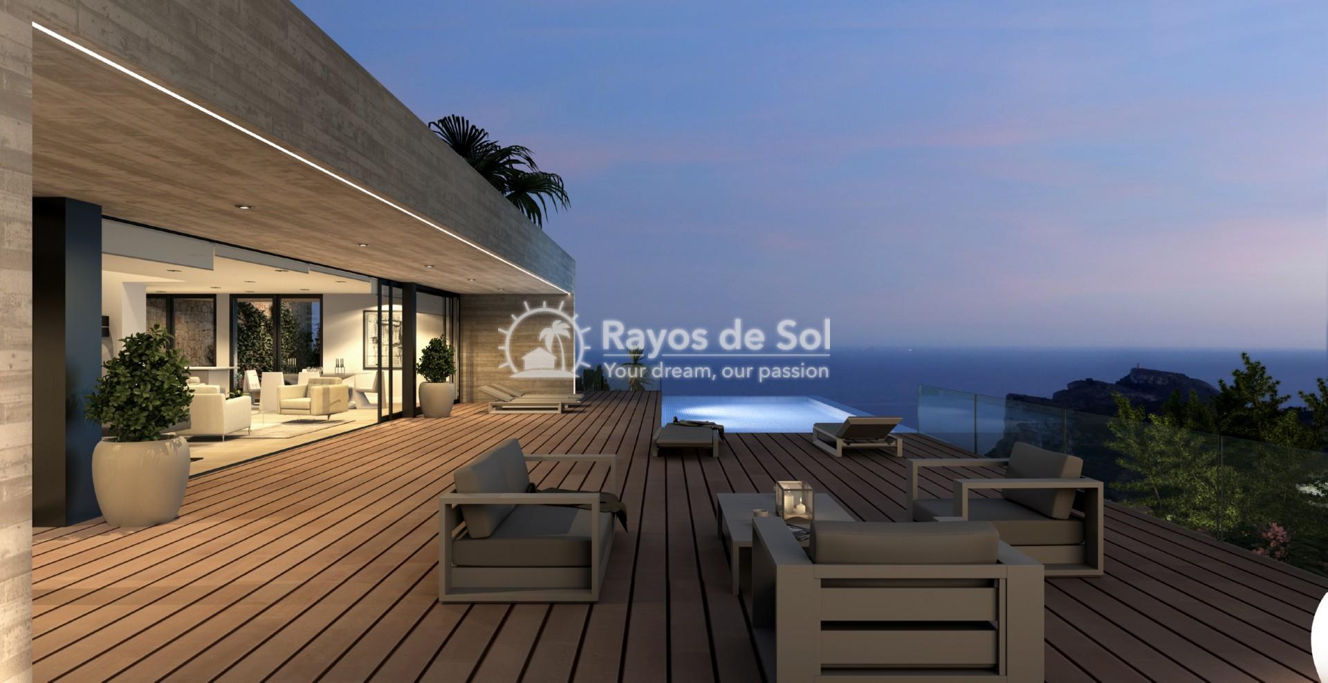 Unique villa in Cumbre del Sol, Benitachell, Costa Blanca (BEVAJALT) - 11