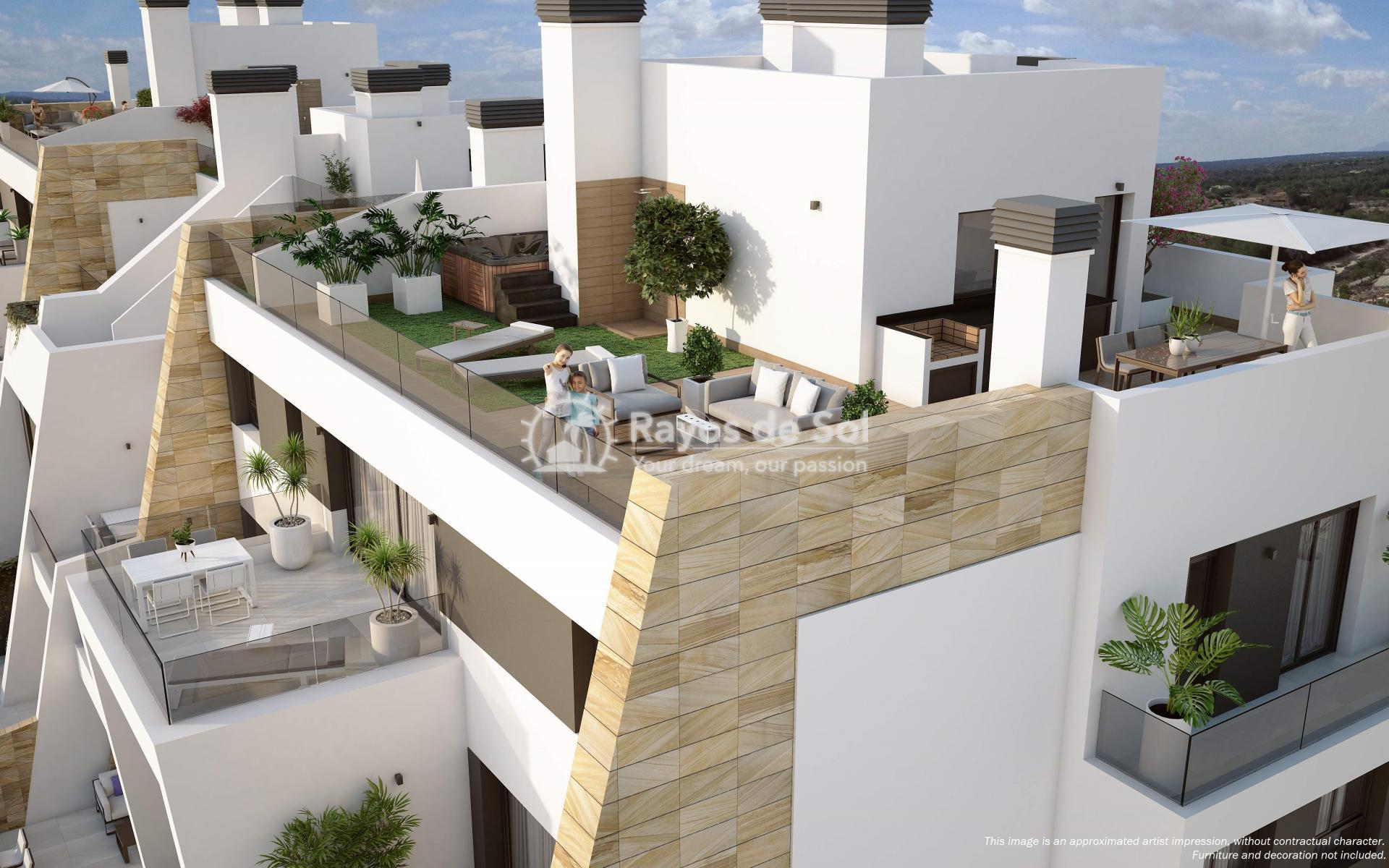 New apartments  in Villamartin, Costa Blanca (VITRSAA3-2) - 5