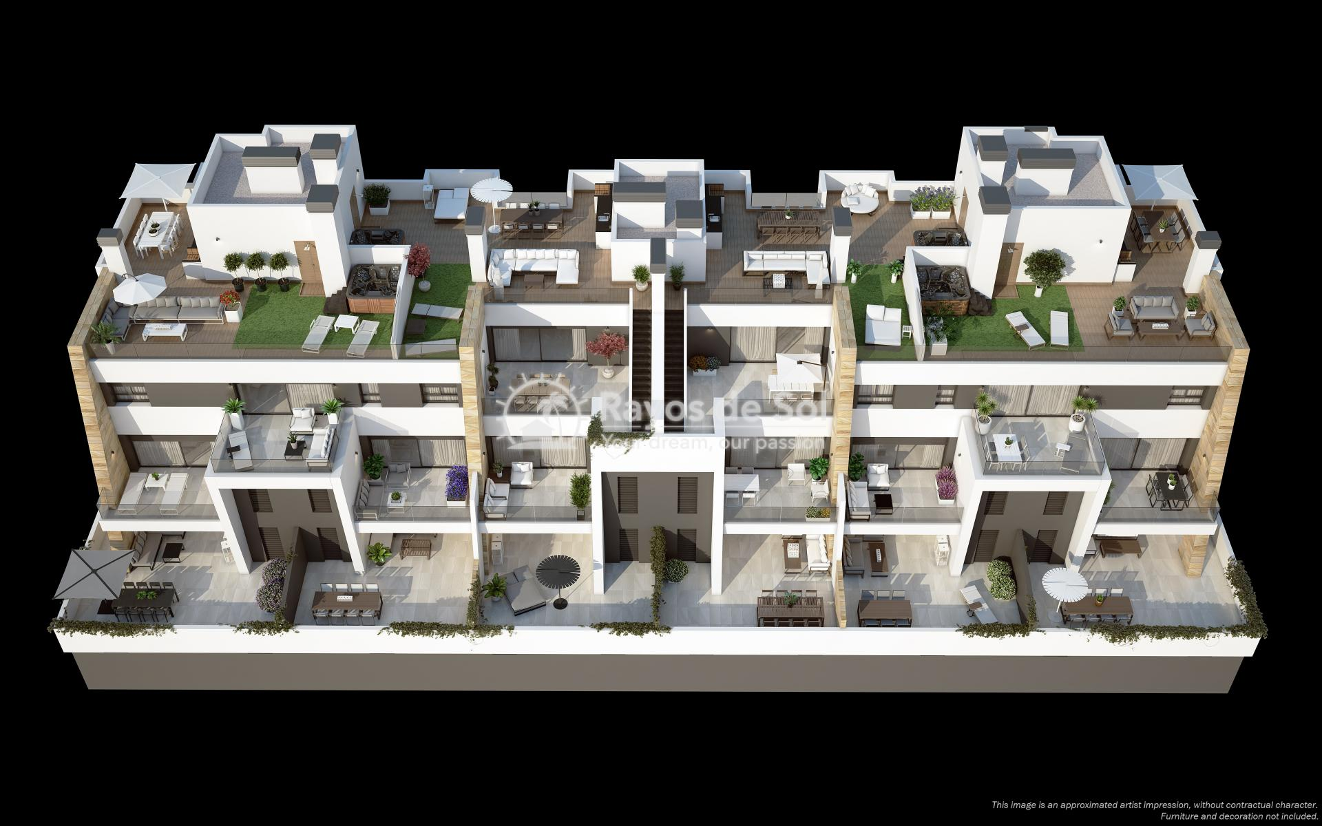 New apartments  in Villamartin, Costa Blanca (VITRSAA3-2) - 6