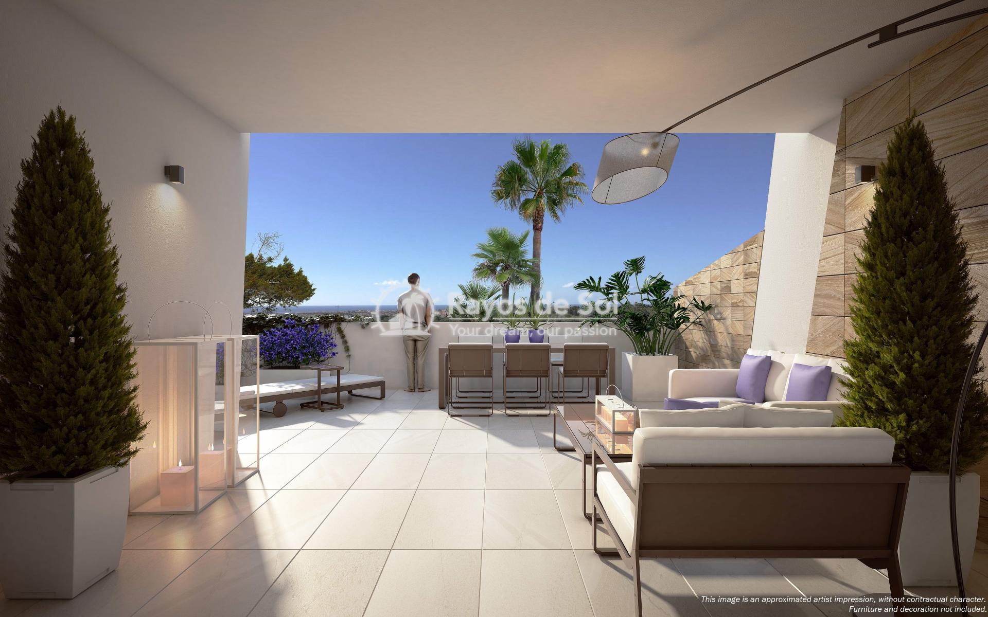 New apartments  in Villamartin, Costa Blanca (VITRSAA3-2) - 3