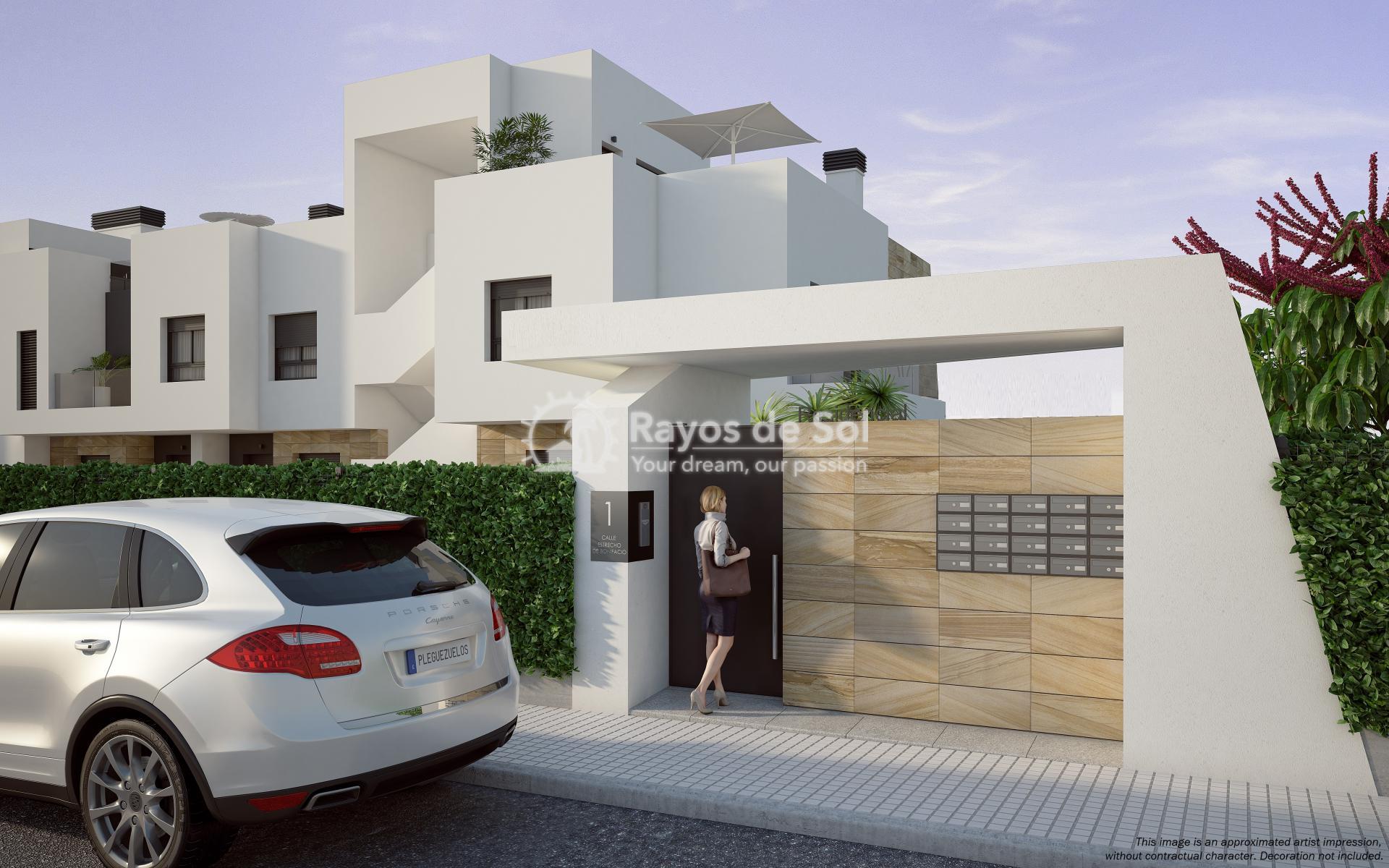 New apartments  in Villamartin, Costa Blanca (VITRSAA3-2) - 1