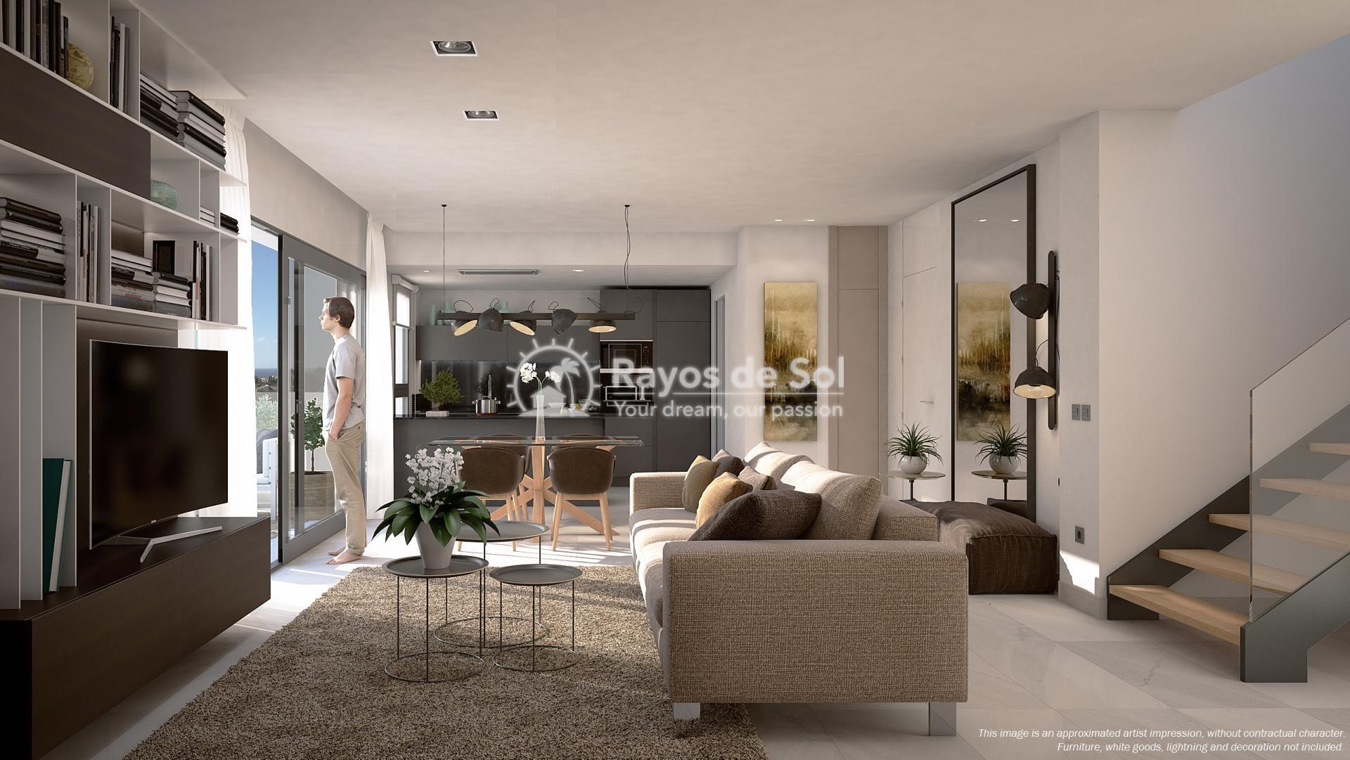 New apartments  in Villamartin, Costa Blanca (VITRSAA3-2) - 2