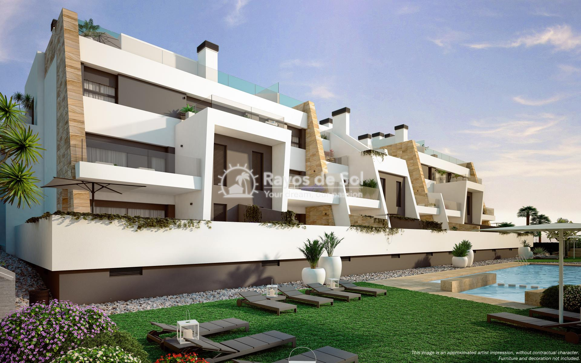 New apartments  in Villamartin, Costa Blanca (VITRSAA3-2) - 7