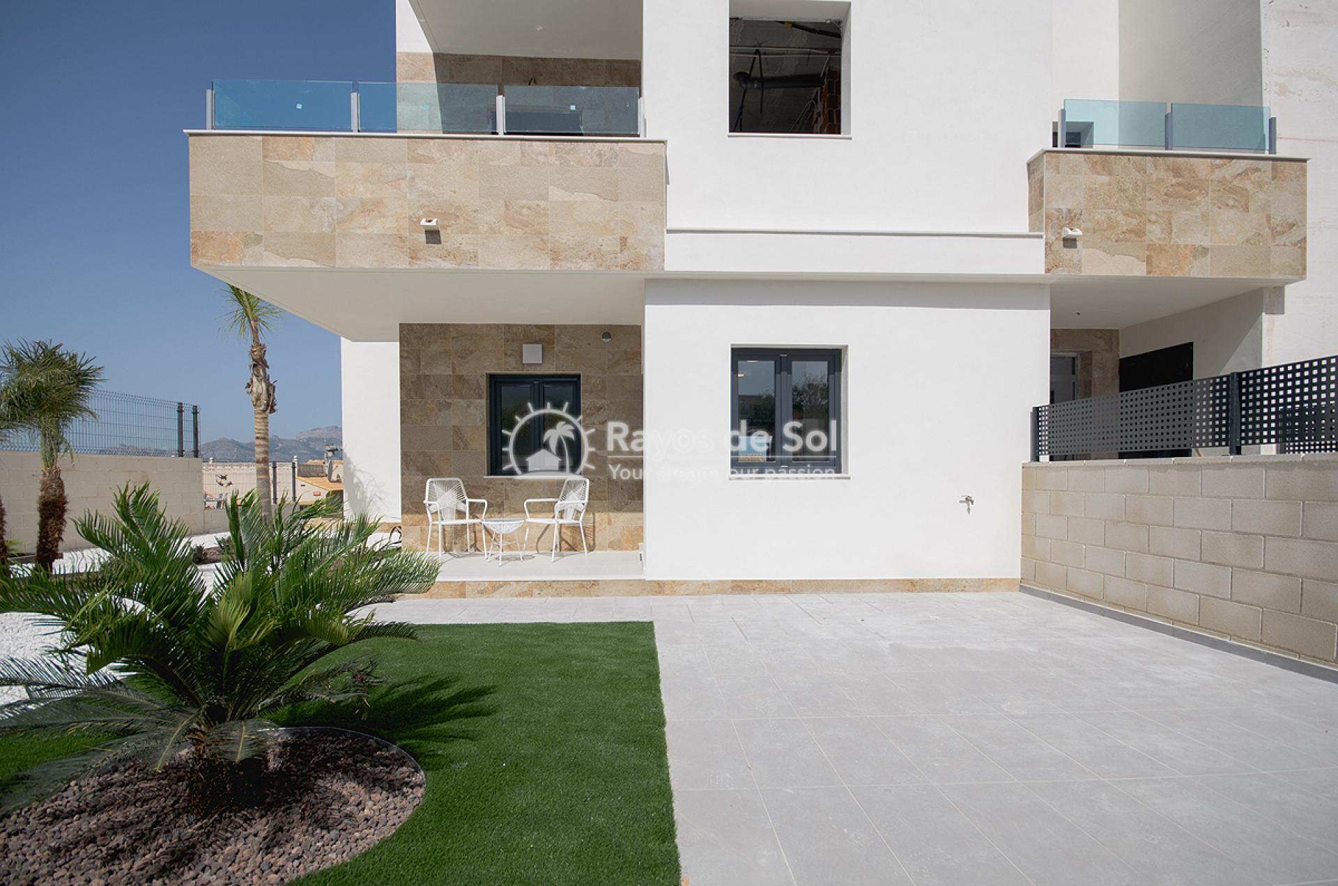 Ground floor apartment  in Polop, Costa Blanca (POSUDB2-2B) - 2