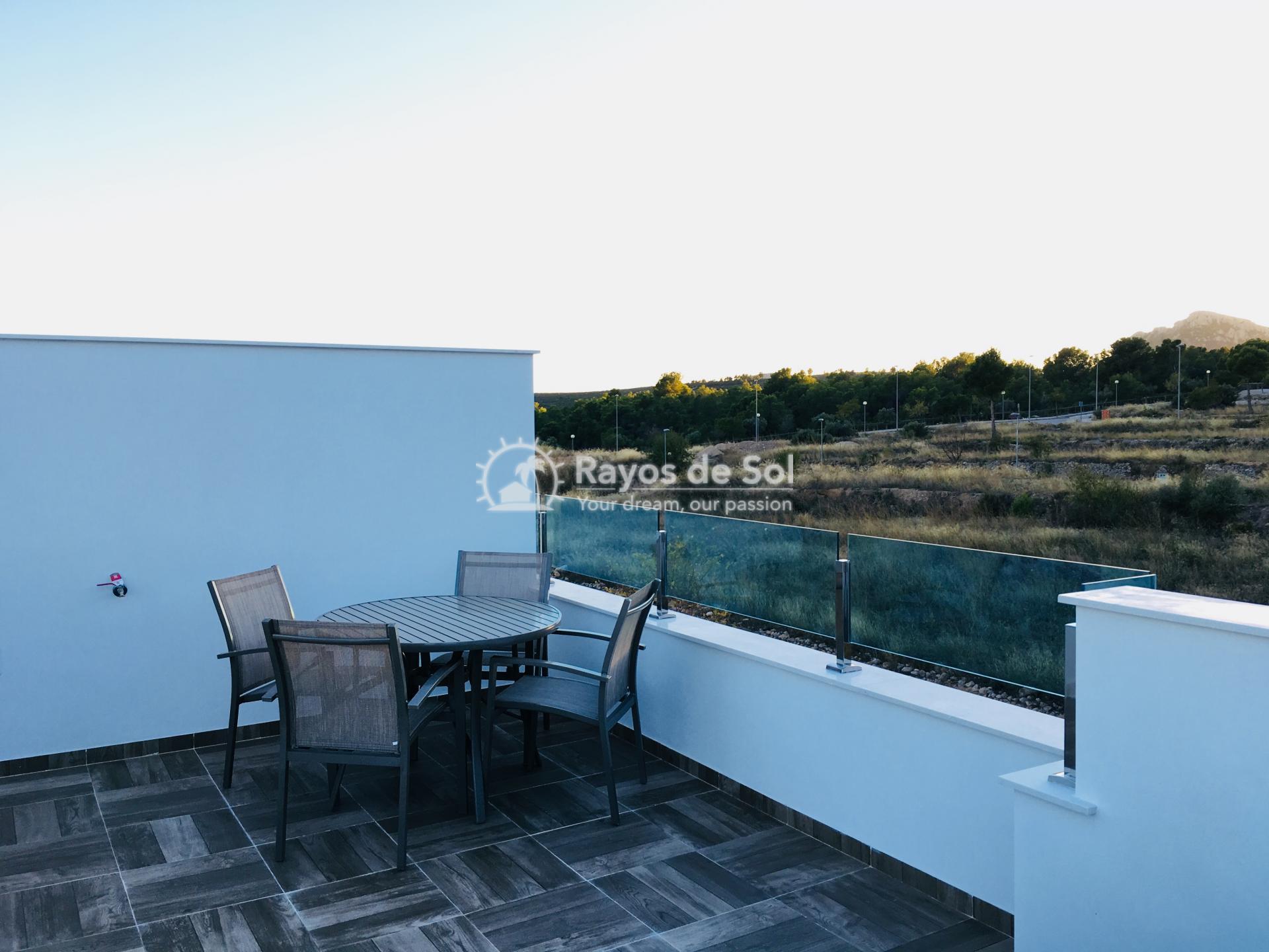Quartervilla  in Polop, Costa Blanca (POSUDB3-3V) - 15