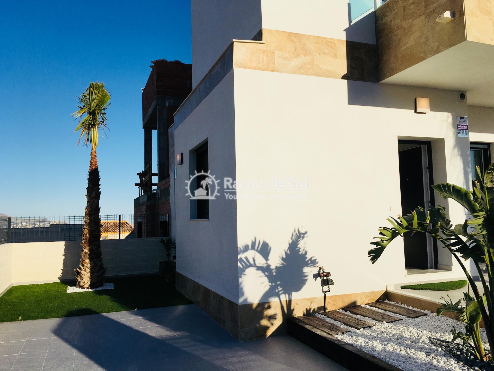 Quartervilla  in Polop, Costa Blanca (POSUDB3-3V) - 3