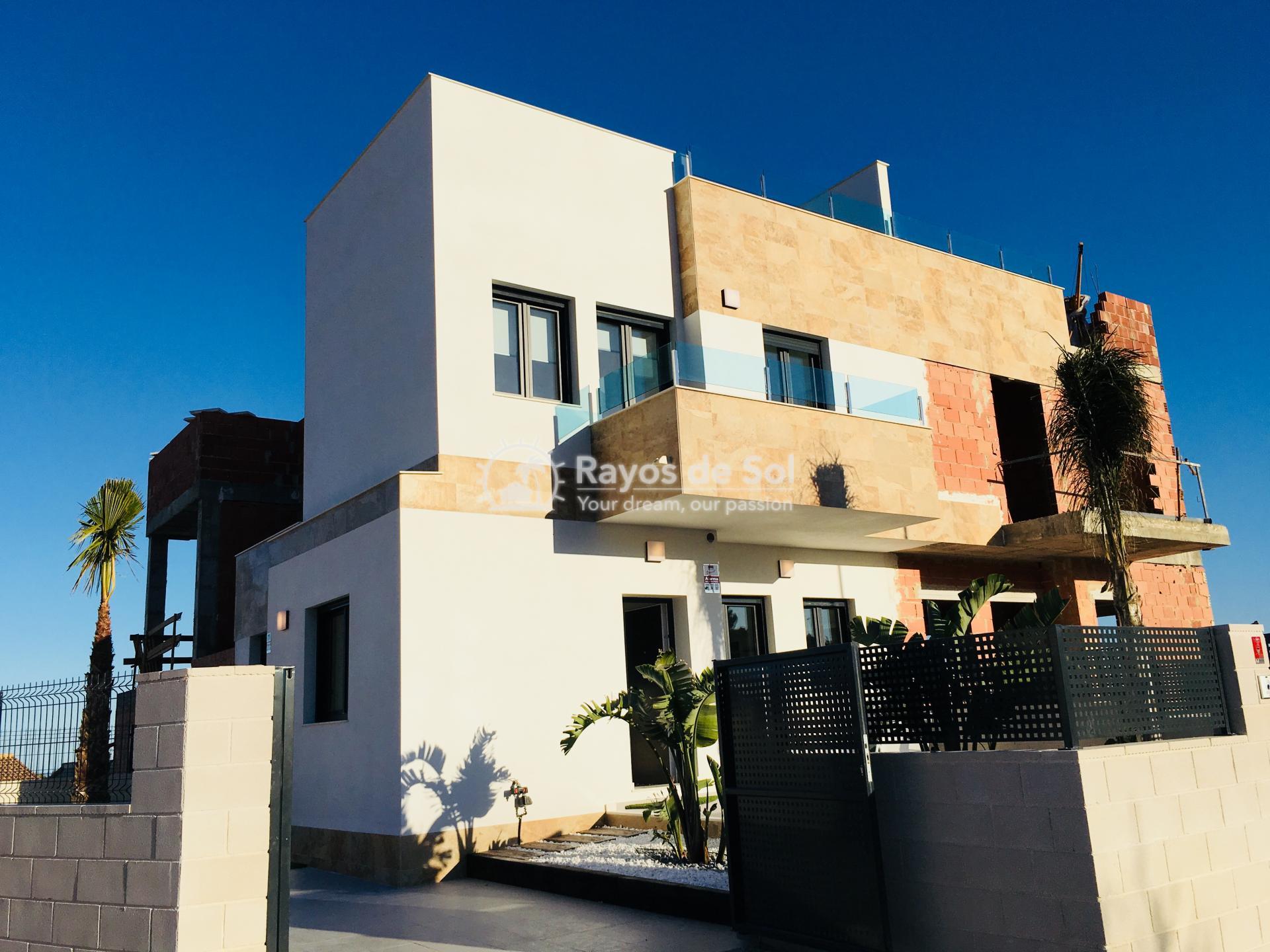 Quartervilla  in Polop, Costa Blanca (POSUDB3-3V) - 1